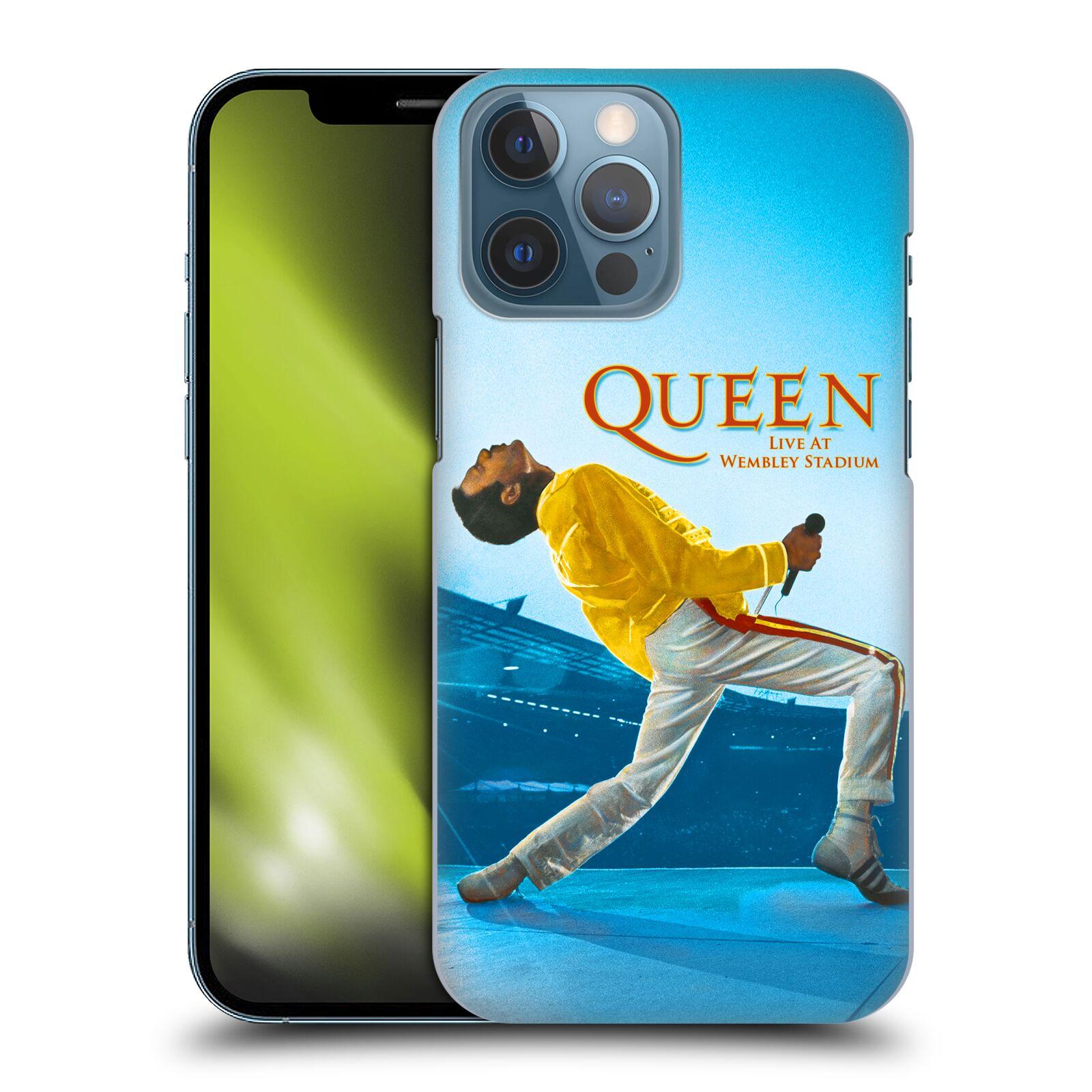 Plastové pouzdro na mobil Apple iPhone 13 Pro Max - Head Case - Queen - Freddie Mercury