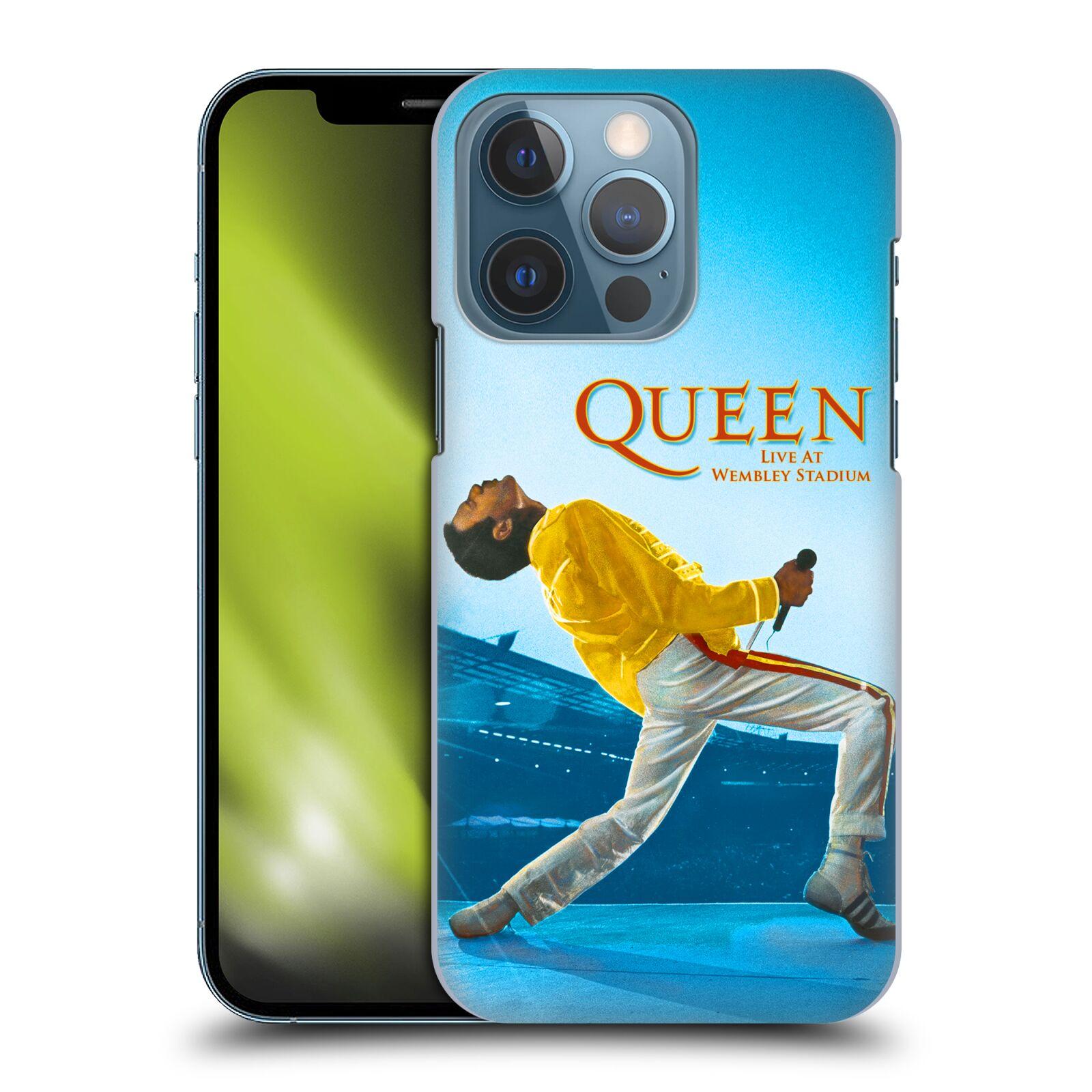 Plastové pouzdro na mobil Apple iPhone 13 Pro - Head Case - Queen - Freddie Mercury
