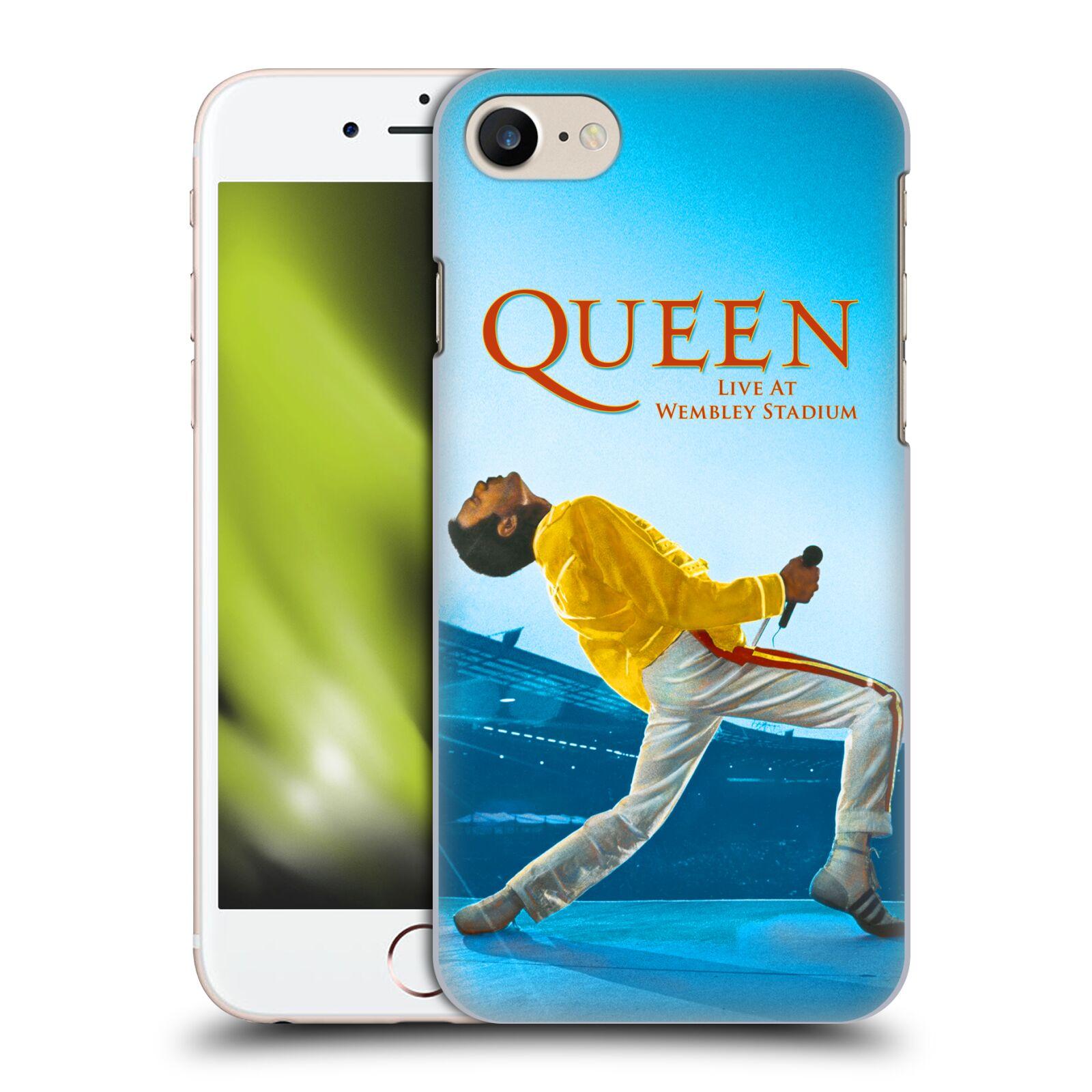 Plastové pouzdro na mobil Apple iPhone SE (2020) - Head Case - Queen - Freddie Mercury