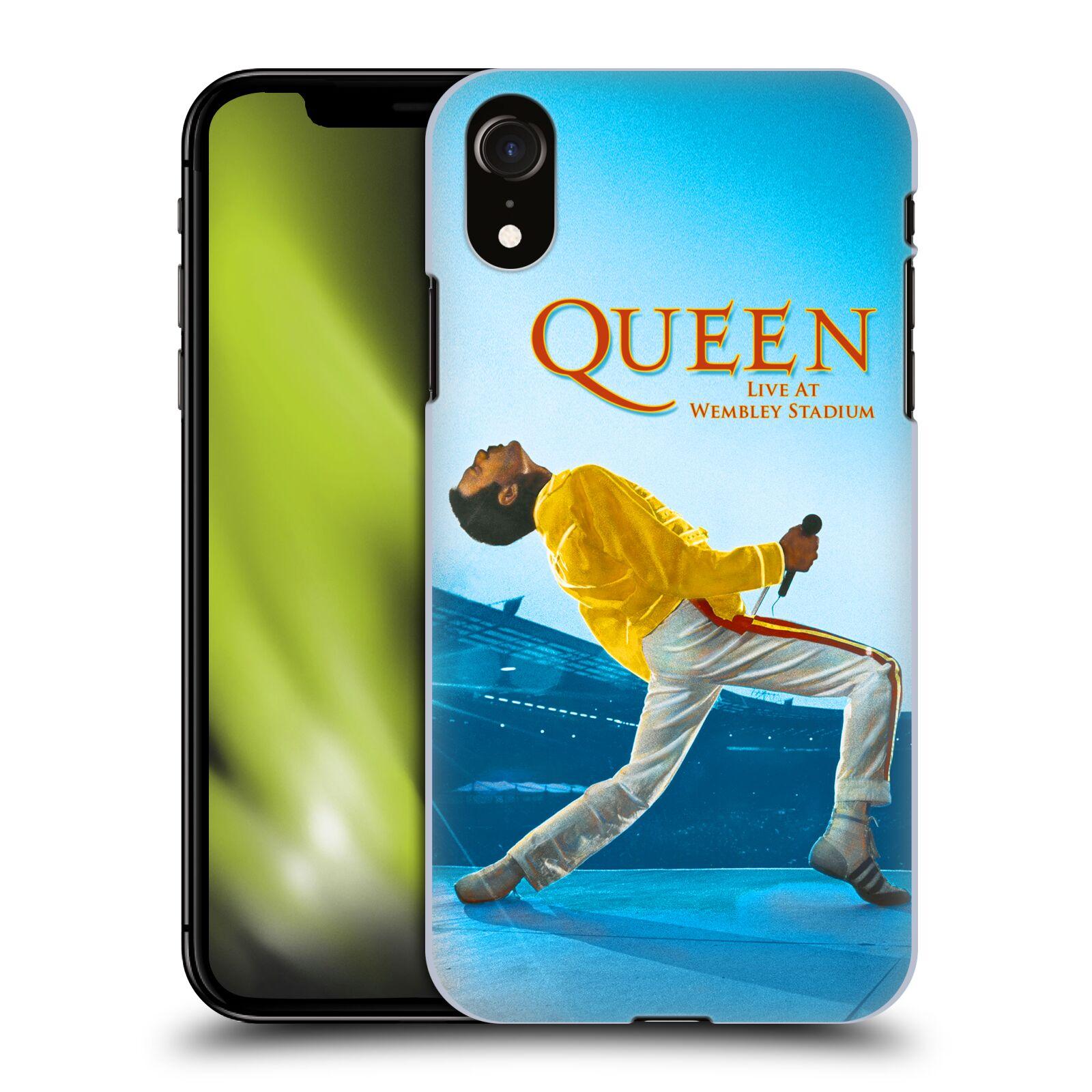 Plastové pouzdro na mobil Apple iPhone XR - Head Case - Queen - Freddie Mercury