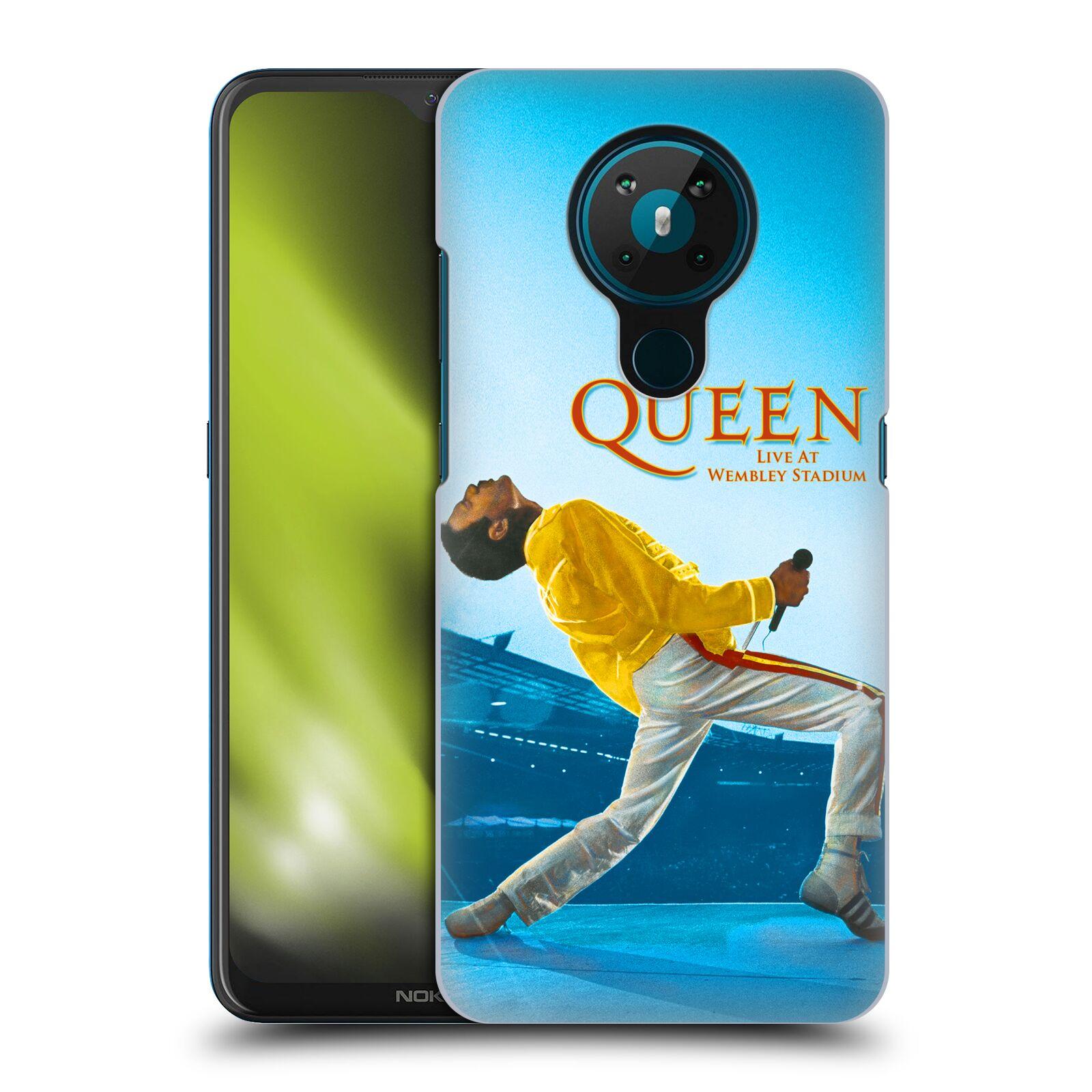 Plastové pouzdro na mobil Nokia 5.3 - Head Case - Queen - Freddie Mercury