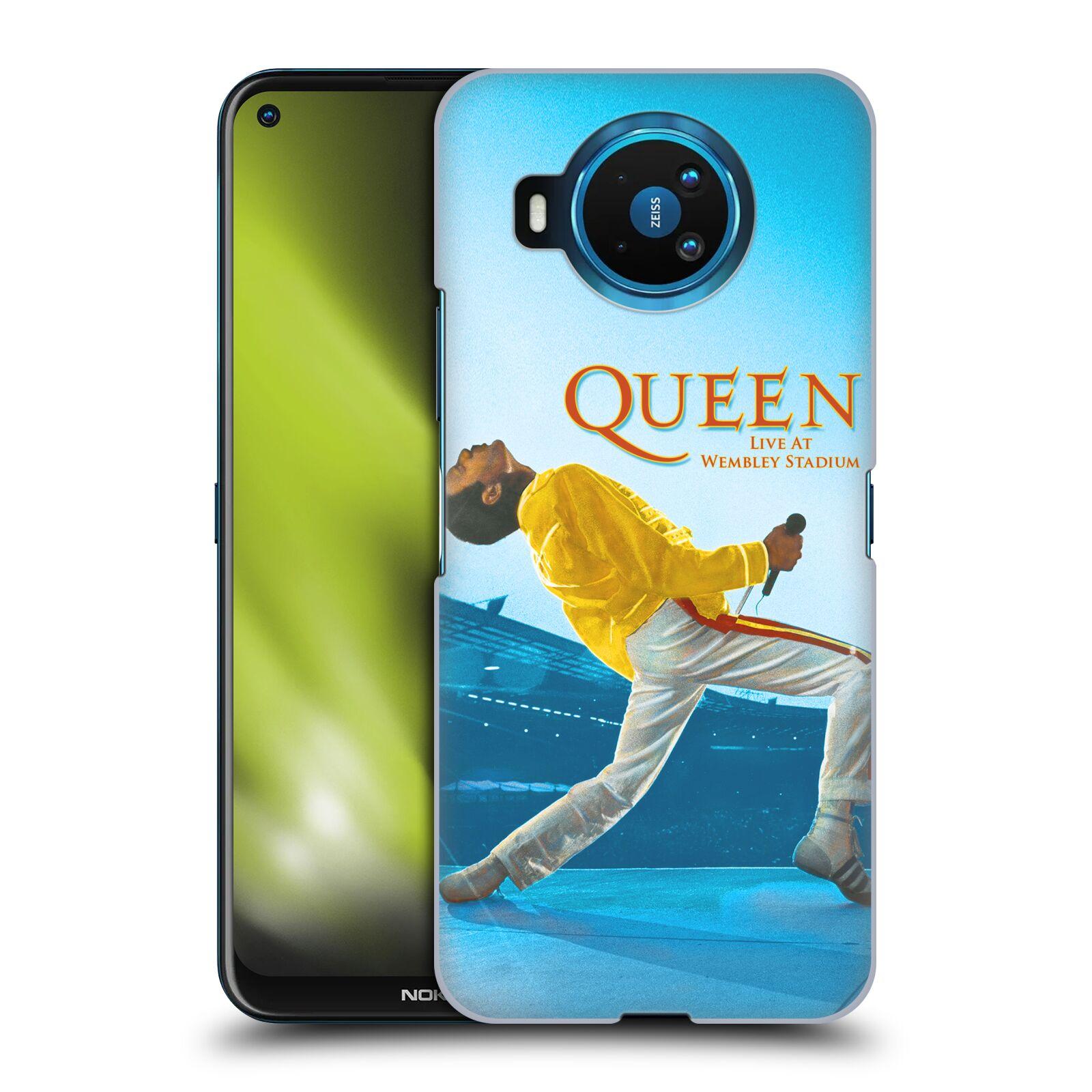 Plastové pouzdro na mobil Nokia 8.3 5G - Head Case - Queen - Freddie Mercury