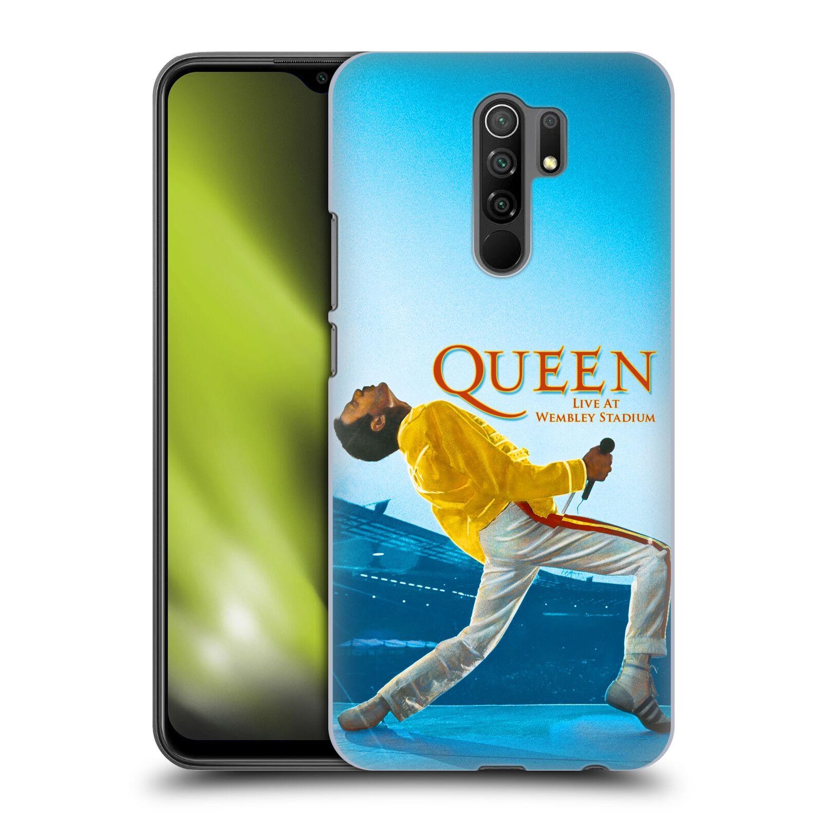 Plastové pouzdro na mobil Xiaomi Redmi 9 - Head Case - Queen - Freddie Mercury