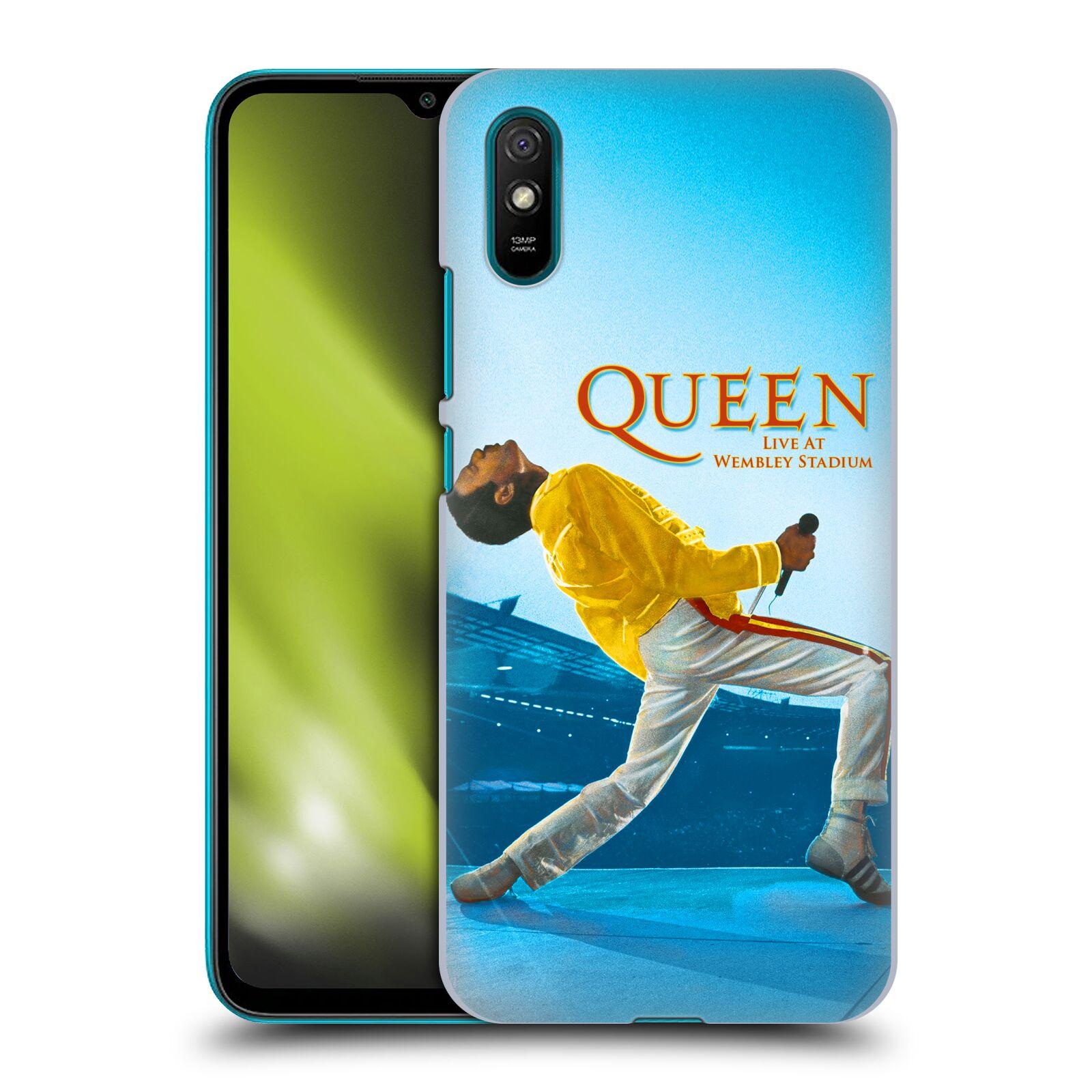 Plastové pouzdro na mobil Xiaomi Redmi 9A / Xiaomi Redmi 9AT - Head Case - Queen - Freddie Mercury