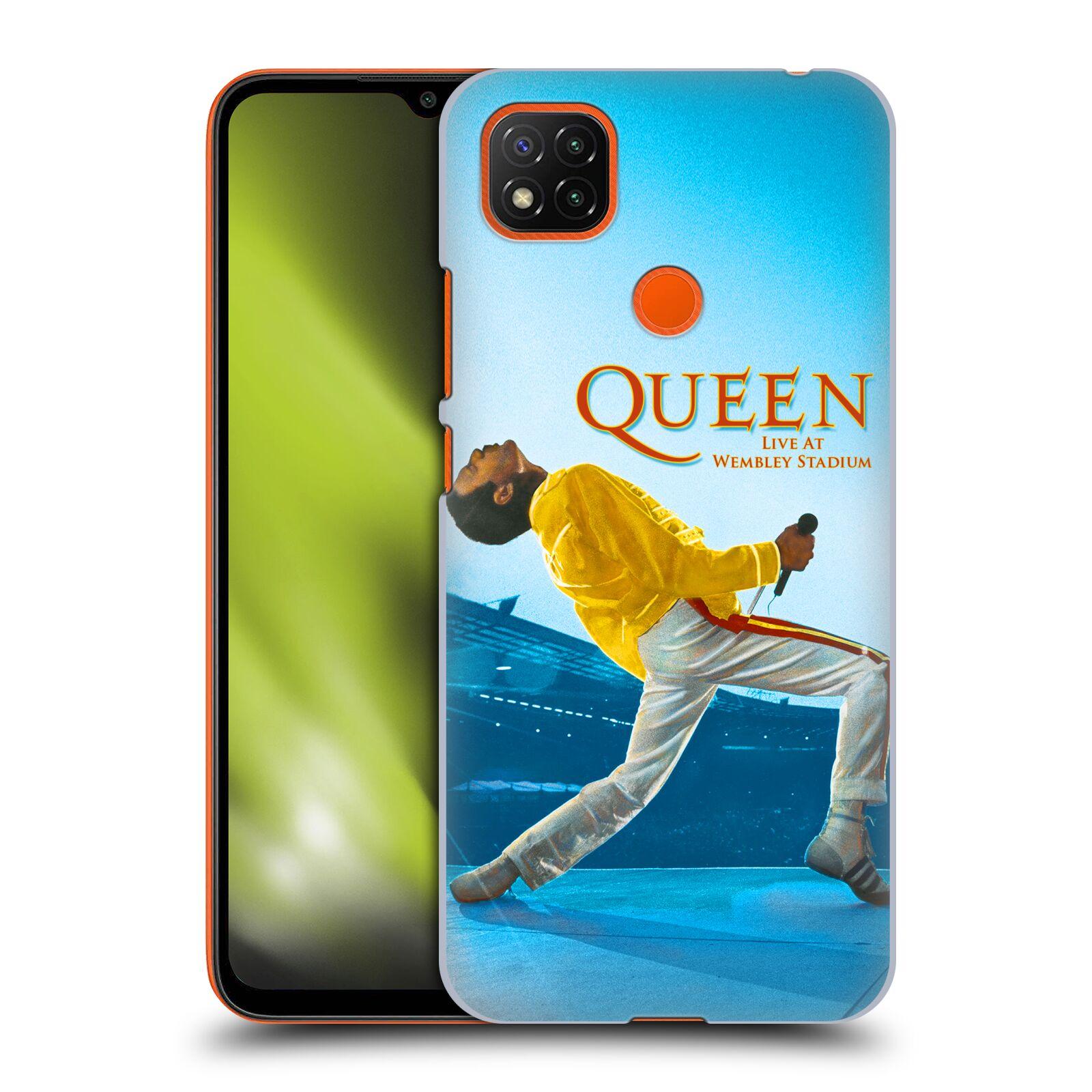 Plastové pouzdro na mobil Xiaomi Redmi 9C - Head Case - Queen - Freddie Mercury