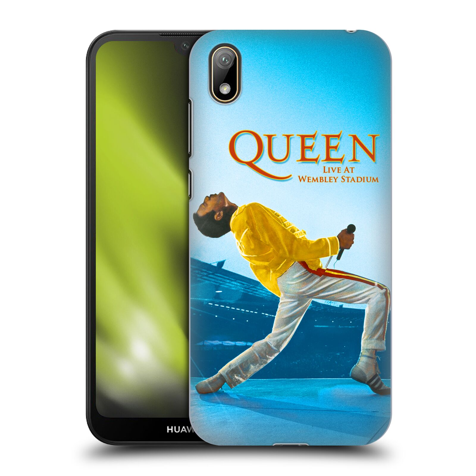 Plastové pouzdro na mobil Honor 8S - Head Case - Queen - Freddie Mercury