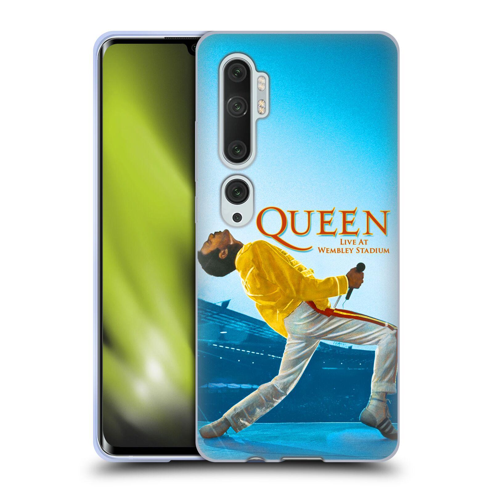 Silikonové pouzdro na mobil Xiaomi Mi Note 10 / 10 Pro - Head Case - Queen - Freddie Mercury