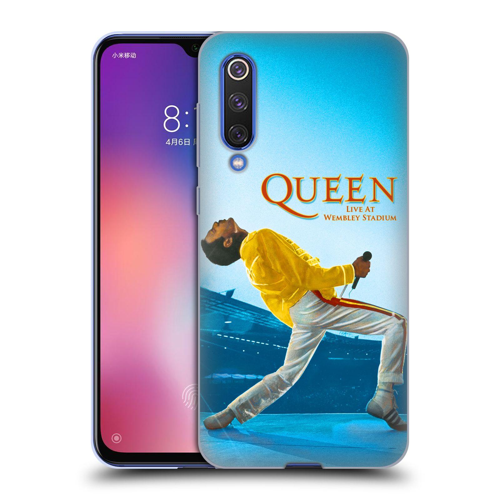 Silikonové pouzdro na mobil Xiaomi Mi 9 SE - Head Case - Queen - Freddie Mercury