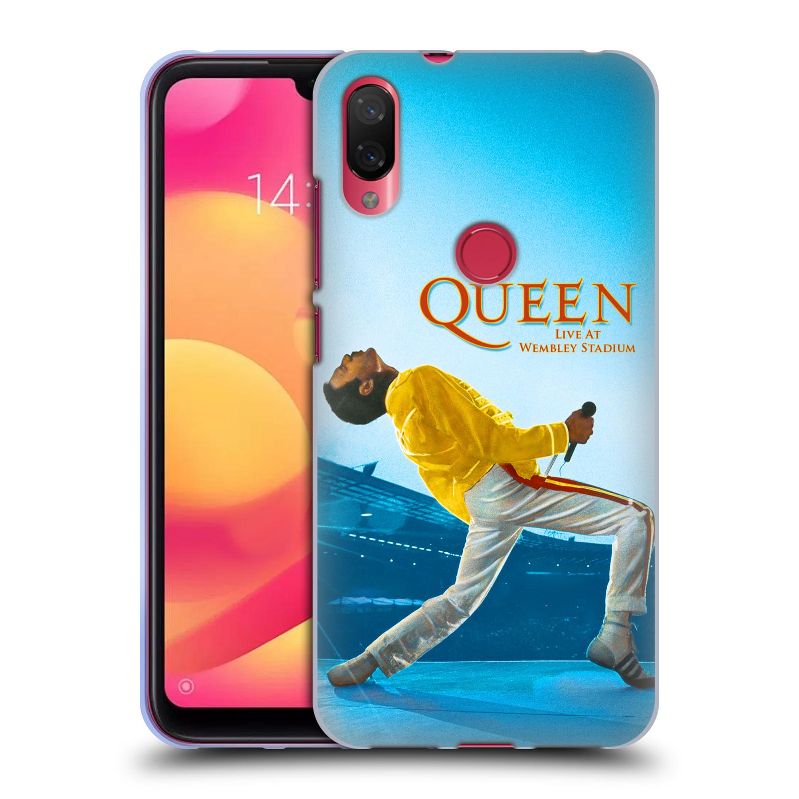 Silikonové pouzdro na mobil Xiaomi Mi Play - Head Case - Queen - Freddie Mercury
