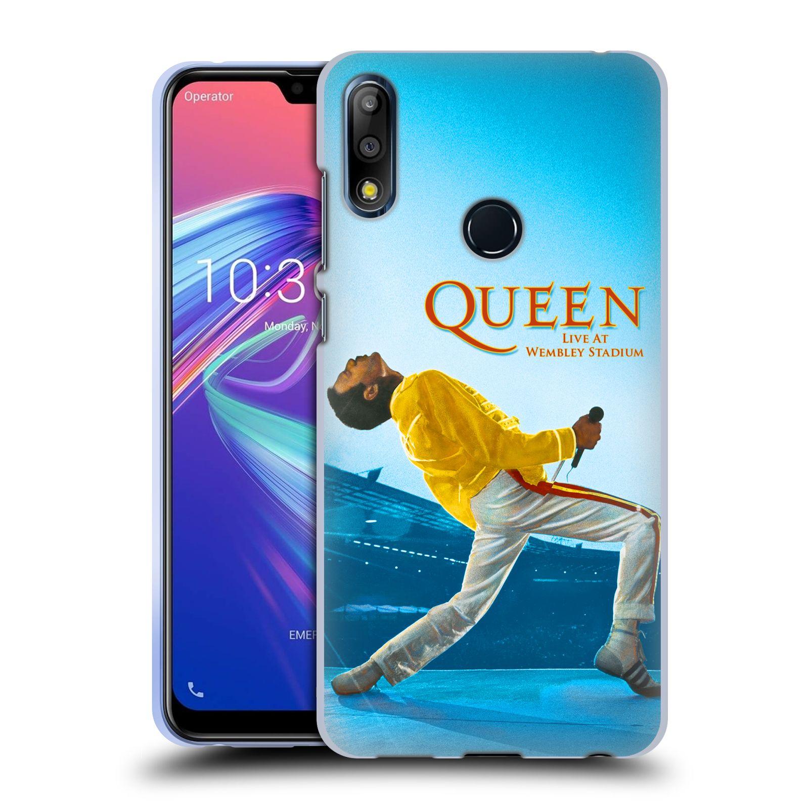 Silikonové pouzdro na mobil Asus Zenfone Max Pro M2 ZB631KL - Head Case - Queen - Freddie Mercury