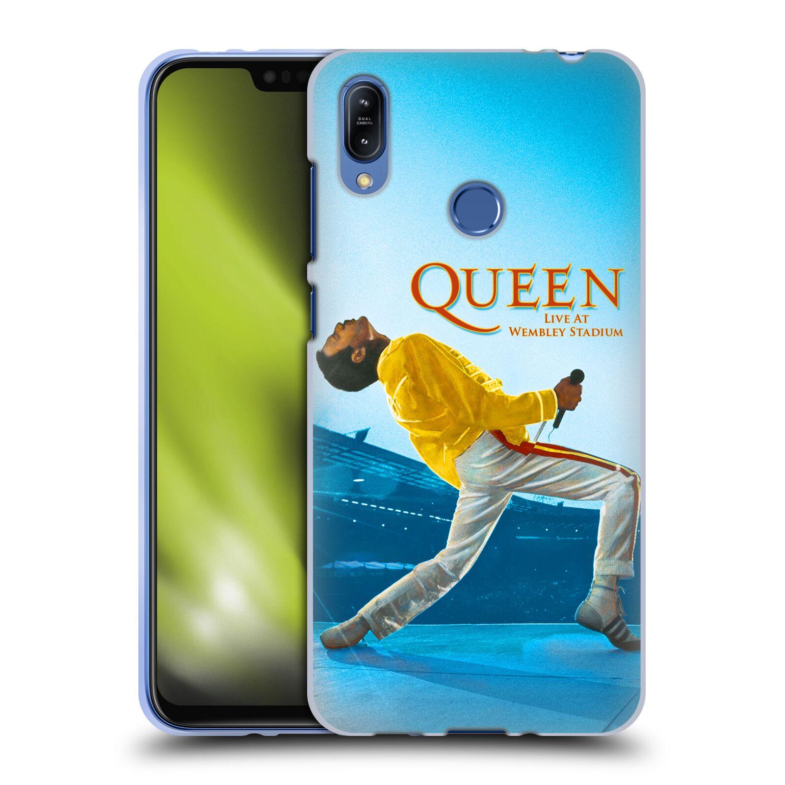 Silikonové pouzdro na mobil Asus Zenfone Max (M2) ZB633KL - Head Case - Queen - Freddie Mercury