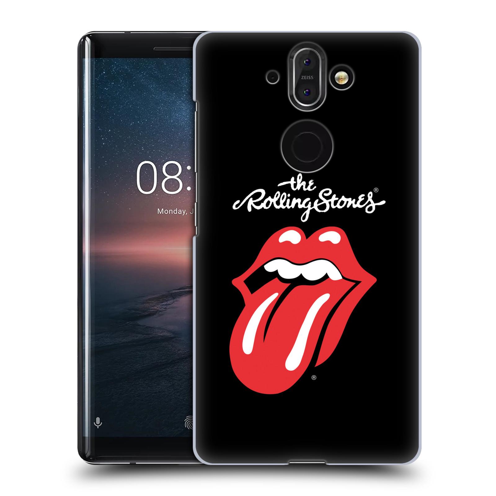 Plastové pouzdro na mobil Nokia 8 Sirocco - Head Case - The Rolling Stones - Classic Lick