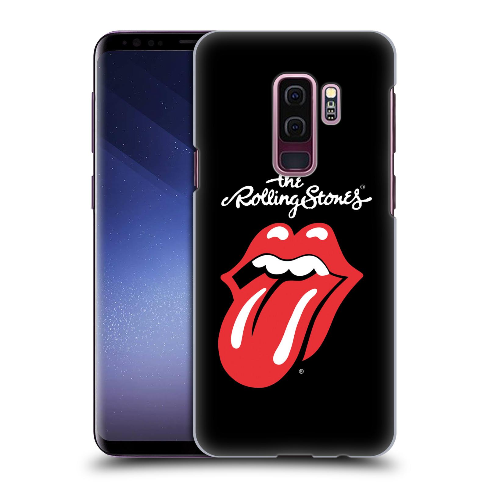 Plastové pouzdro na mobil Samsung Galaxy S9 Plus - Head Case - The Rolling Stones - Classic Lick