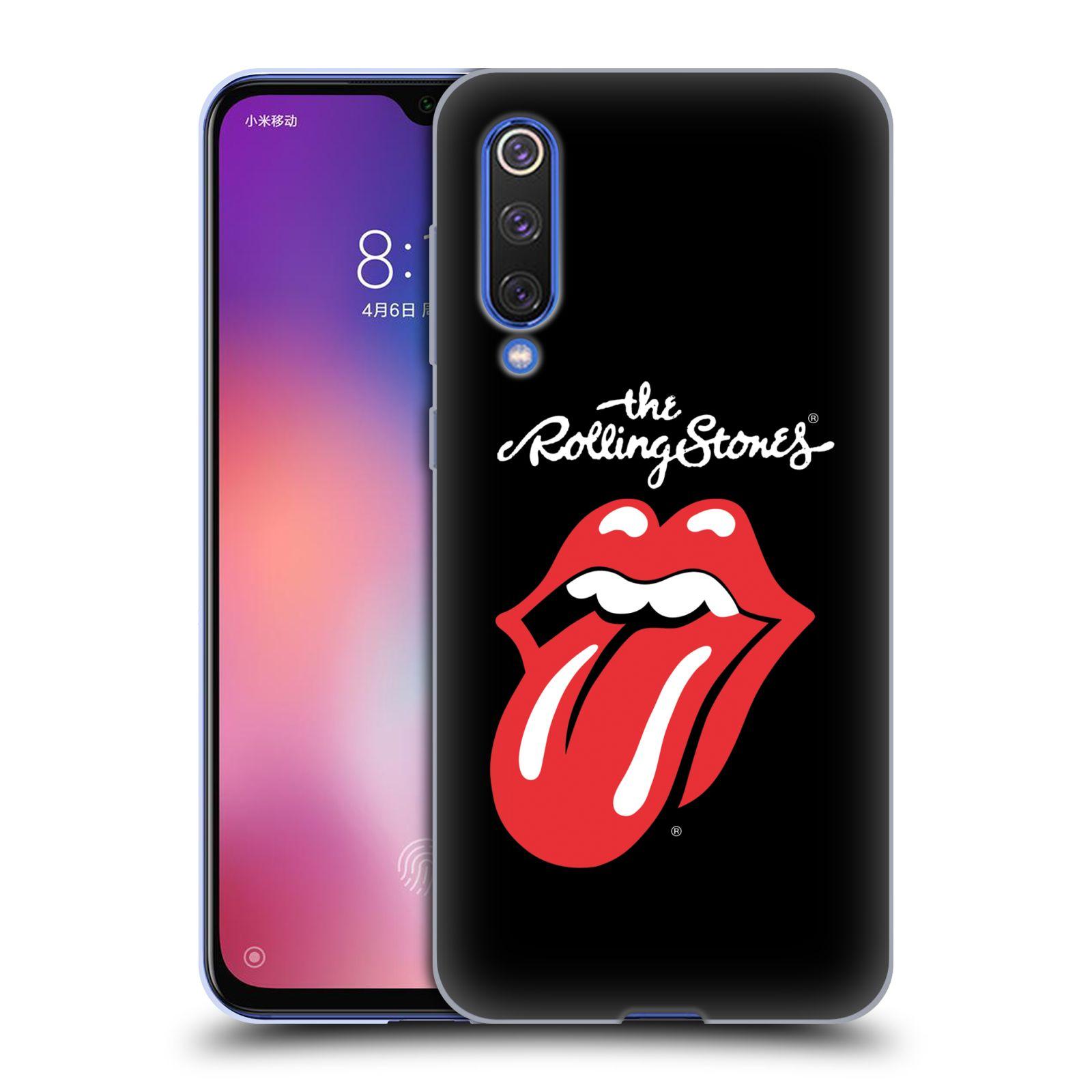 Silikonové pouzdro na mobil Xiaomi Mi 9 SE - Head Case - The Rolling Stones - Classic Lick