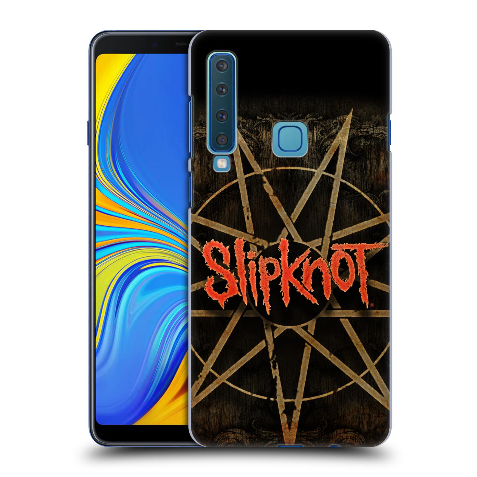Plastové pouzdro na mobil Samsung Galaxy A9 (2018) - Head Case - Slipknot - Znak