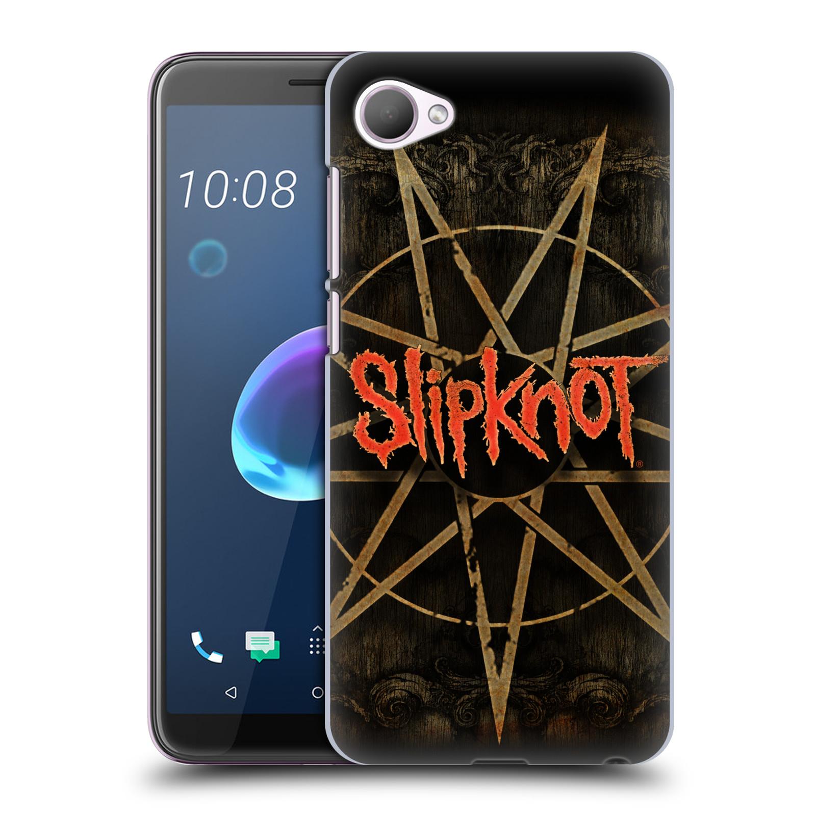 Plastové pouzdro na mobil HTC Desire 12 - Head Case - Slipknot - Znak