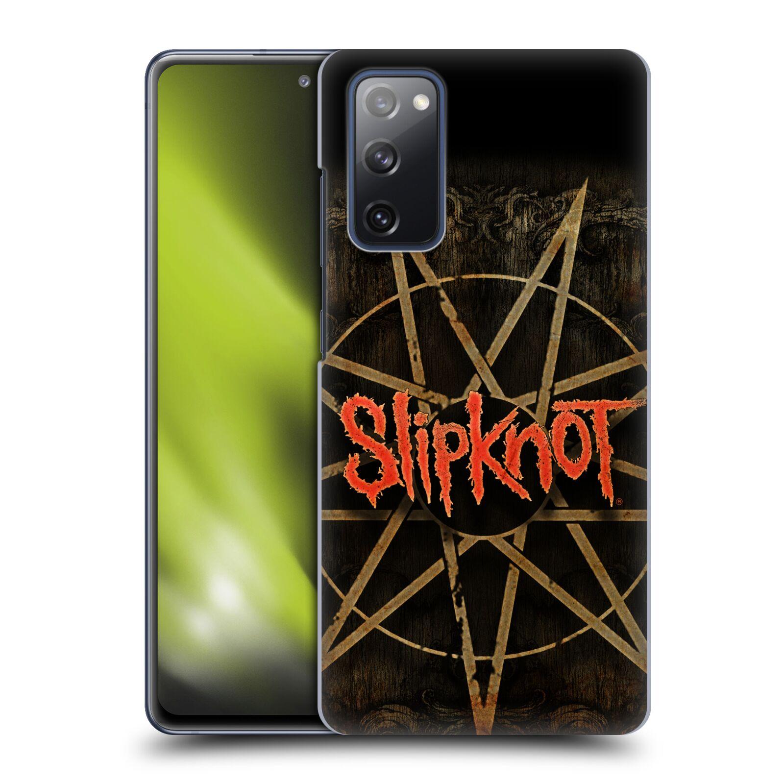 Plastové pouzdro na mobil Samsung Galaxy S20 FE - Head Case - Slipknot - Znak