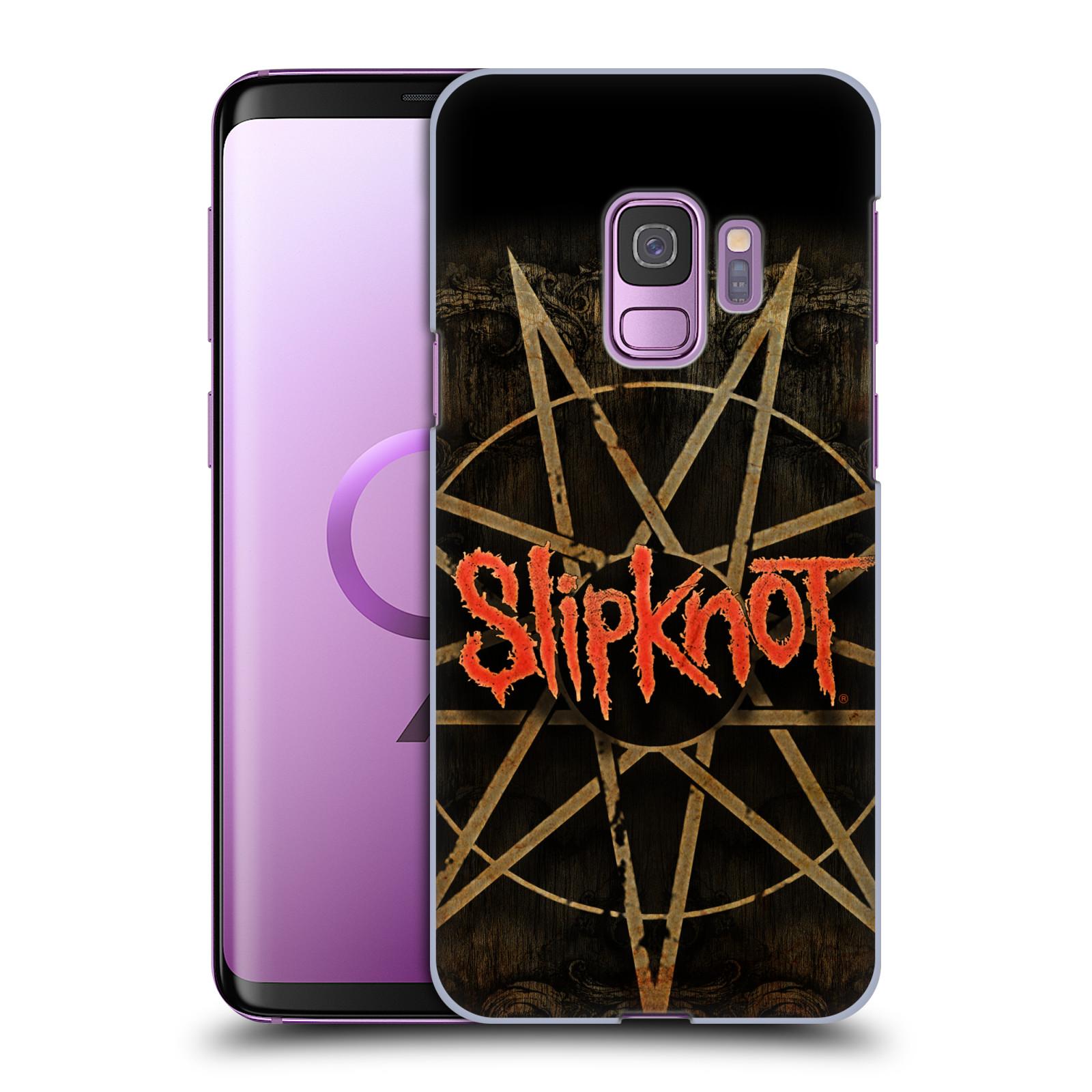 Plastové pouzdro na mobil Samsung Galaxy S9 - Head Case - Slipknot - Znak