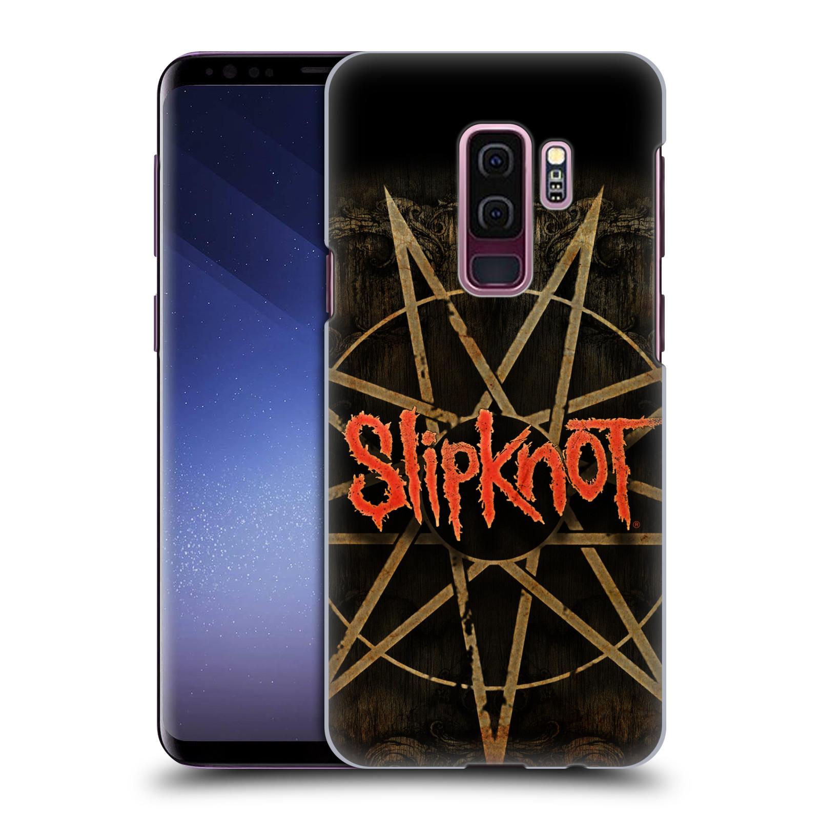 Plastové pouzdro na mobil Samsung Galaxy S9 Plus - Head Case - Slipknot - Znak