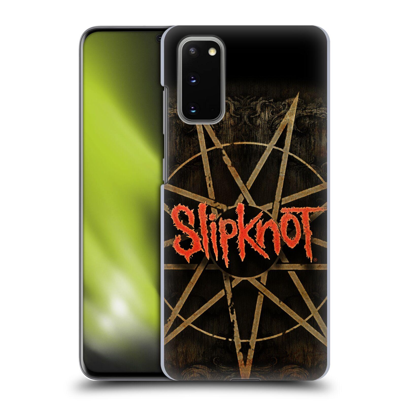 Plastové pouzdro na mobil Samsung Galaxy S20 - Head Case - Slipknot - Znak