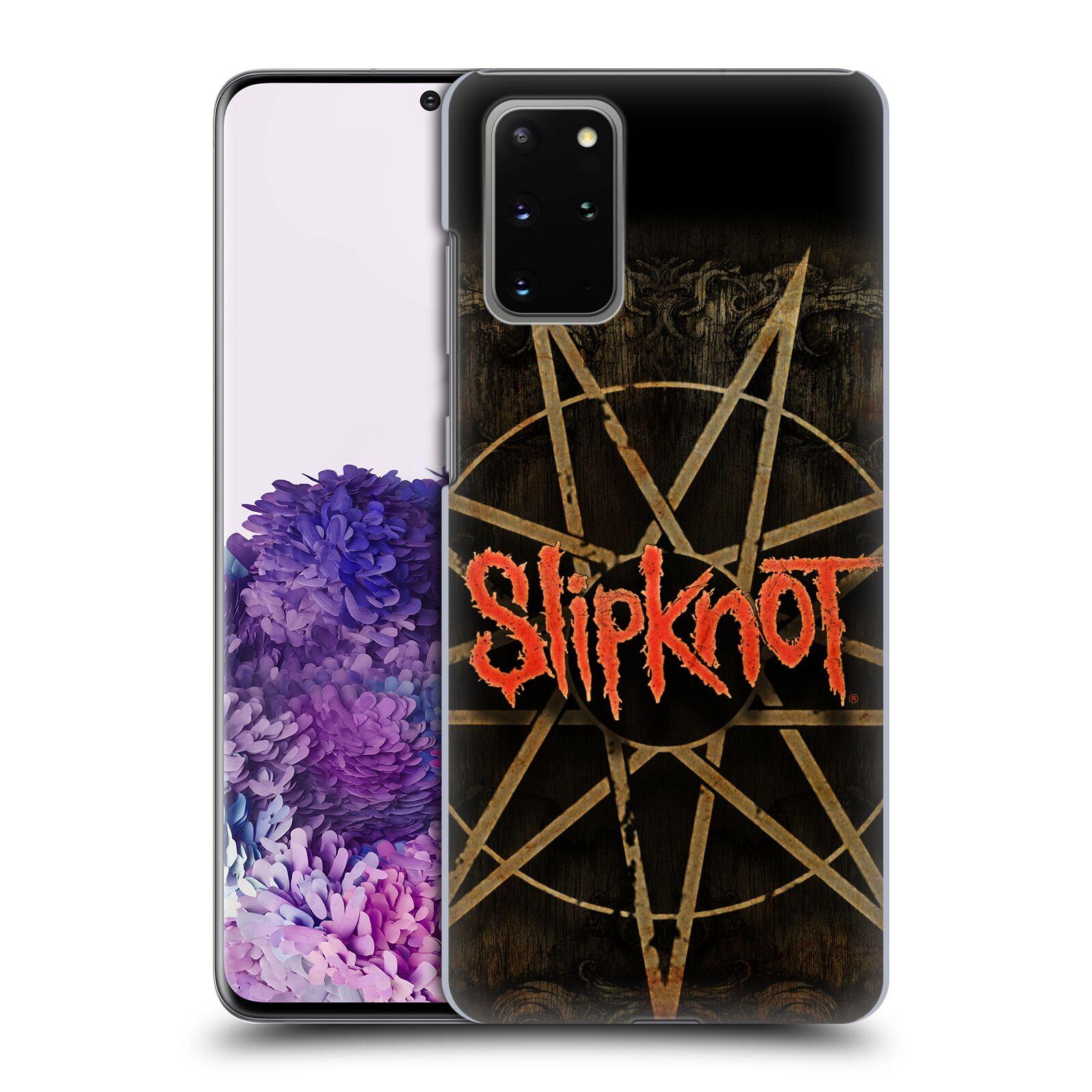 Plastové pouzdro na mobil Samsung Galaxy S20 Plus - Head Case - Slipknot - Znak