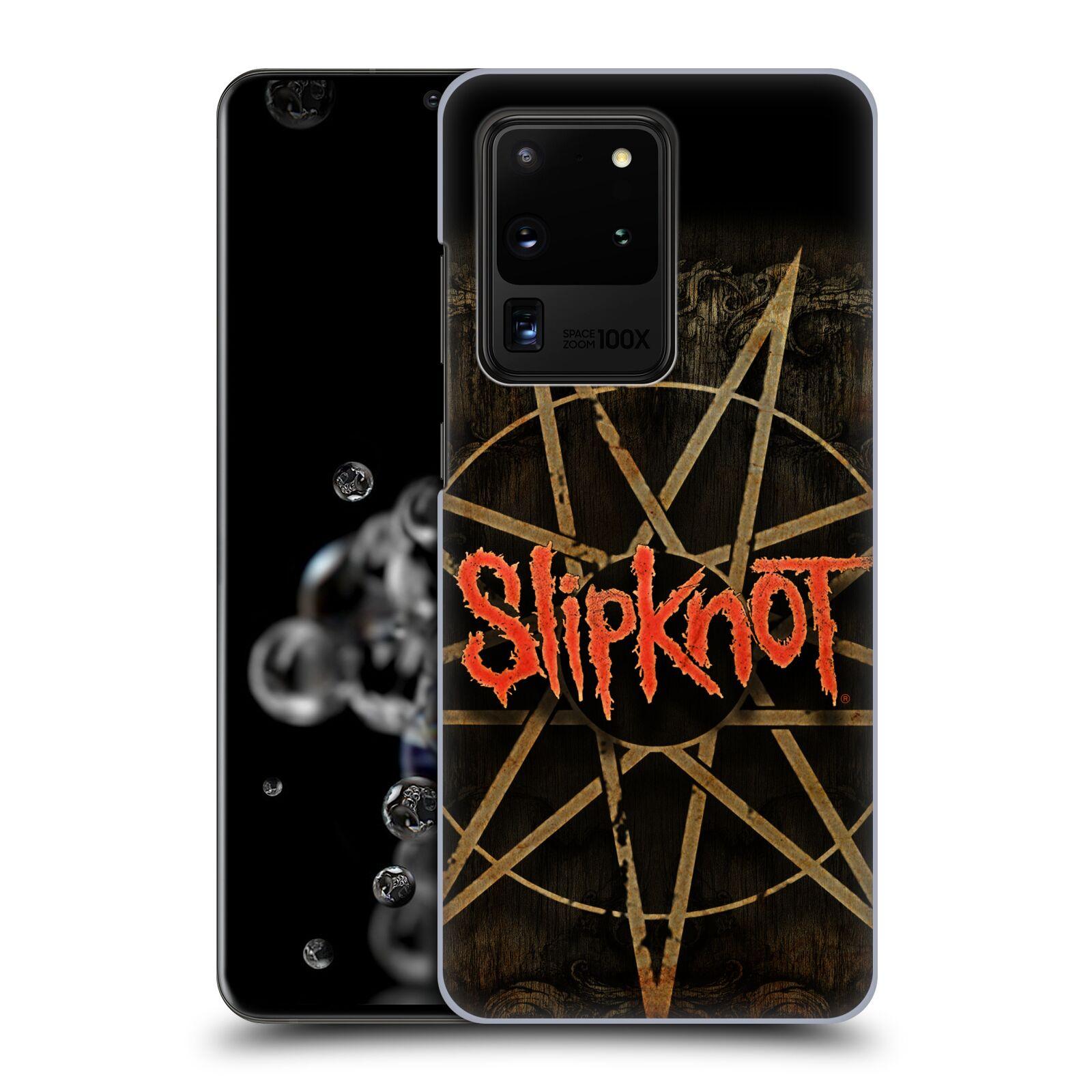 Plastové pouzdro na mobil Samsung Galaxy S20 Ultra - Head Case - Slipknot - Znak