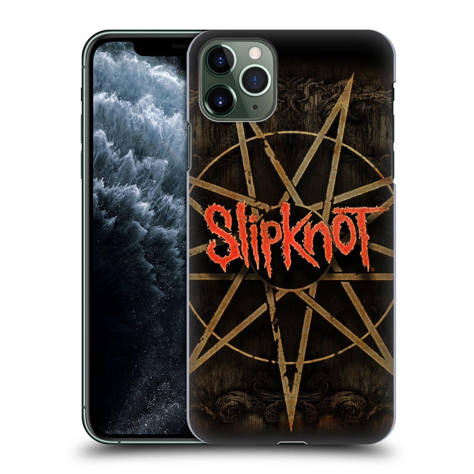 Plastové pouzdro na mobil Apple iPhone 11 Pro Max - Head Case - Slipknot - Znak