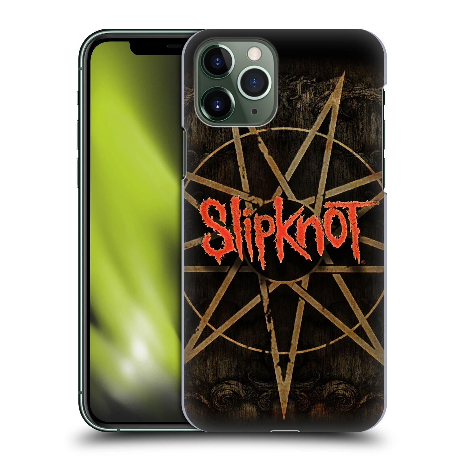 Plastové pouzdro na mobil Apple iPhone 11 Pro - Head Case - Slipknot - Znak
