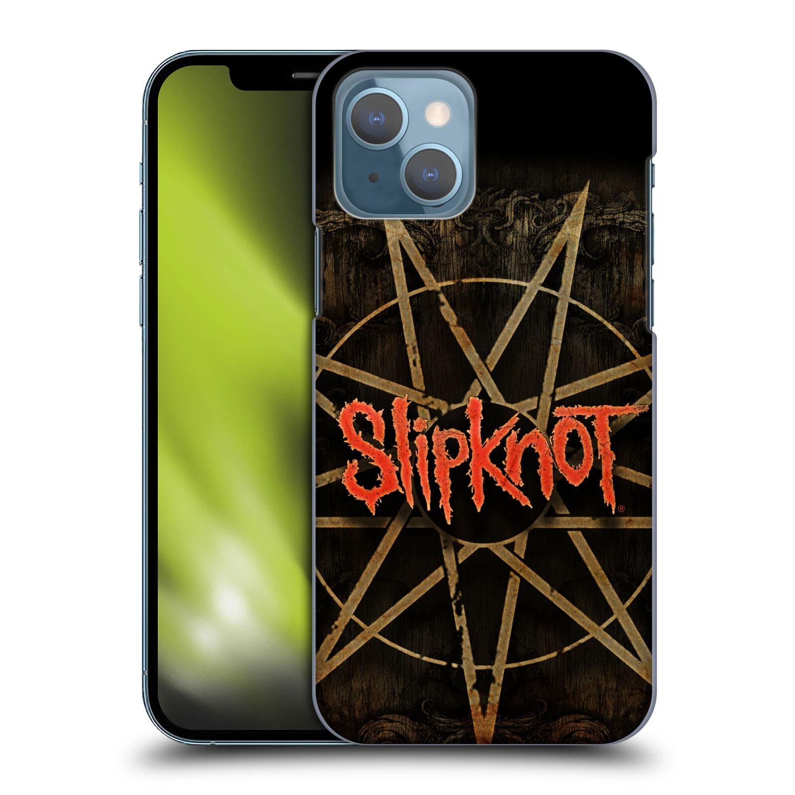 Plastové pouzdro na mobil Apple iPhone 13 - Head Case - Slipknot - Znak