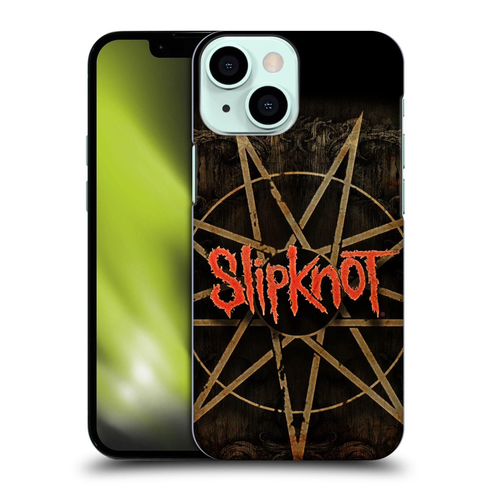 Plastové pouzdro na mobil Apple iPhone 13 Mini - Head Case - Slipknot - Znak