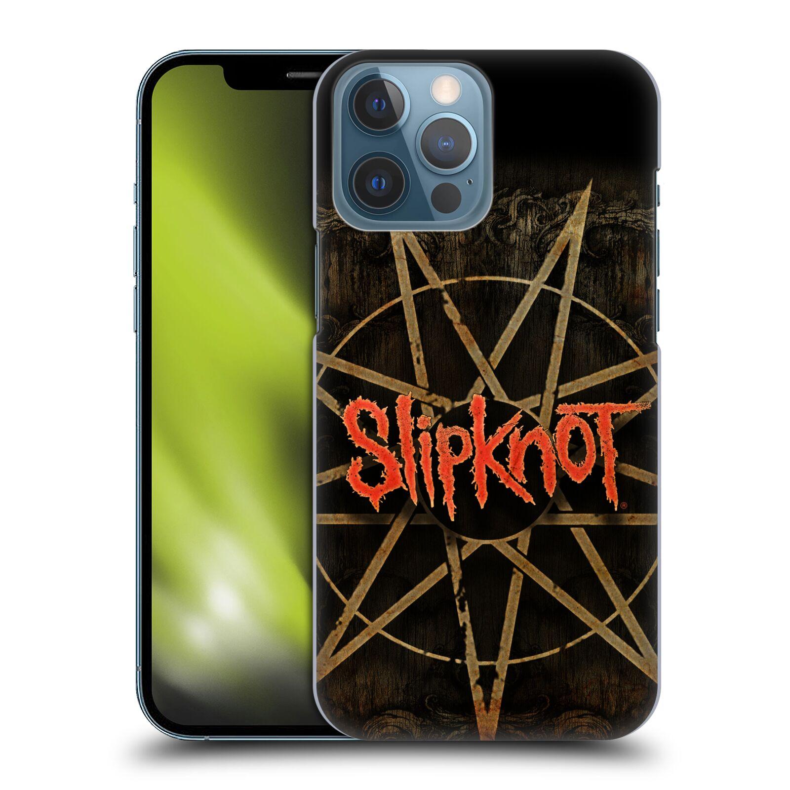 Plastové pouzdro na mobil Apple iPhone 13 Pro Max - Head Case - Slipknot - Znak