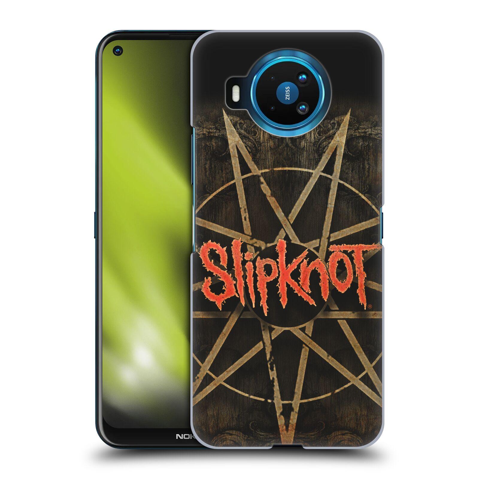 Plastové pouzdro na mobil Nokia 8.3 5G - Head Case - Slipknot - Znak