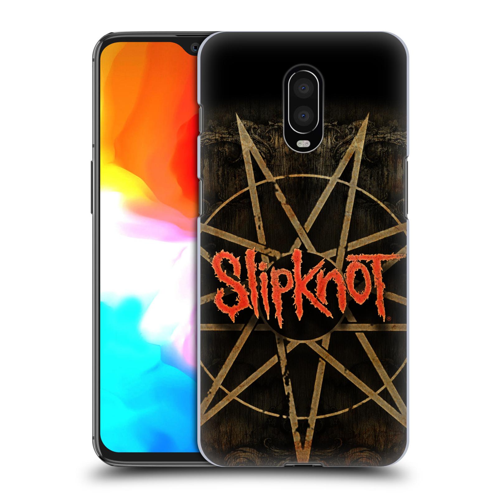 Plastové pouzdro na mobil OnePlus 6T - Head Case - Slipknot - Znak