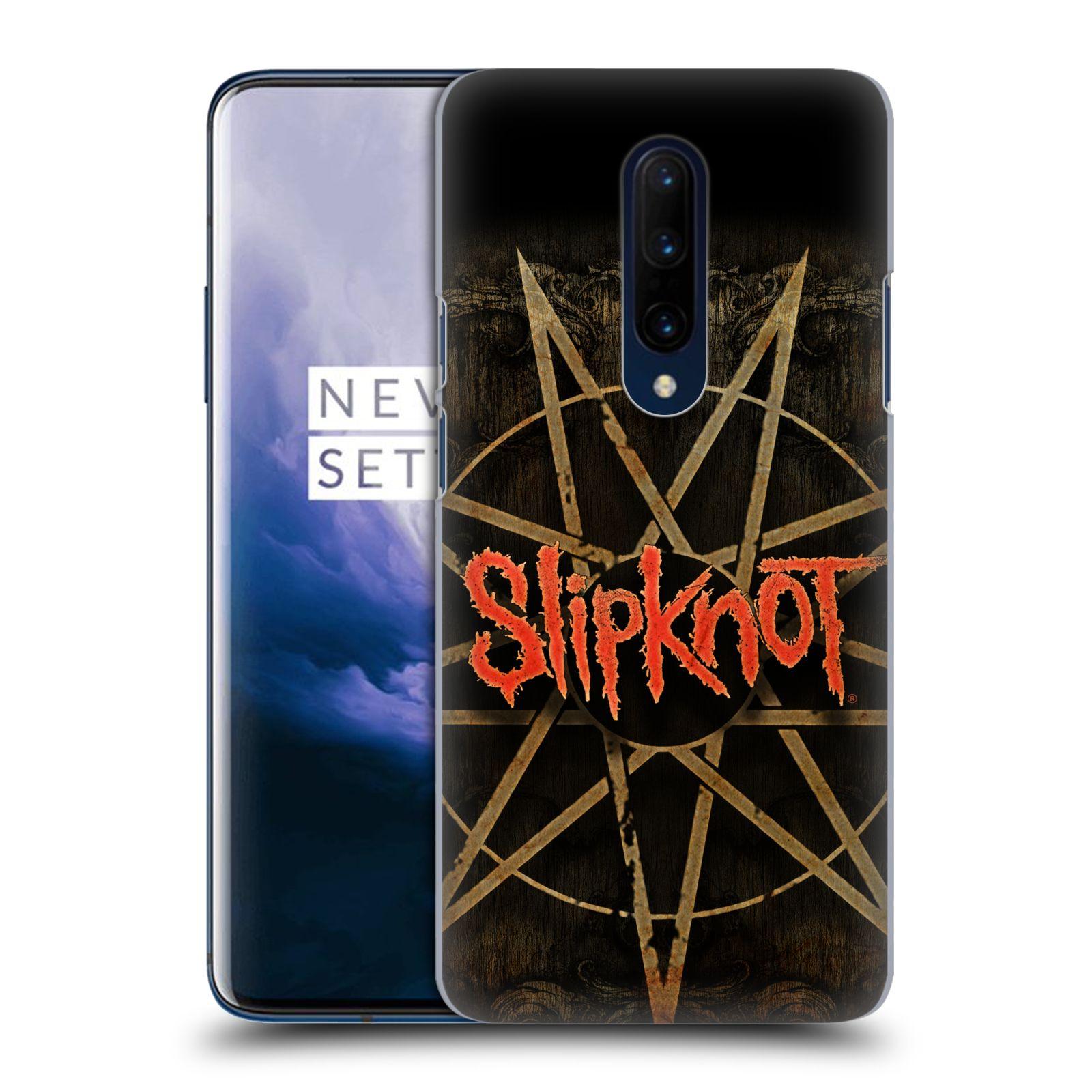 Plastové pouzdro na mobil OnePlus 7 Pro - Head Case - Slipknot - Znak