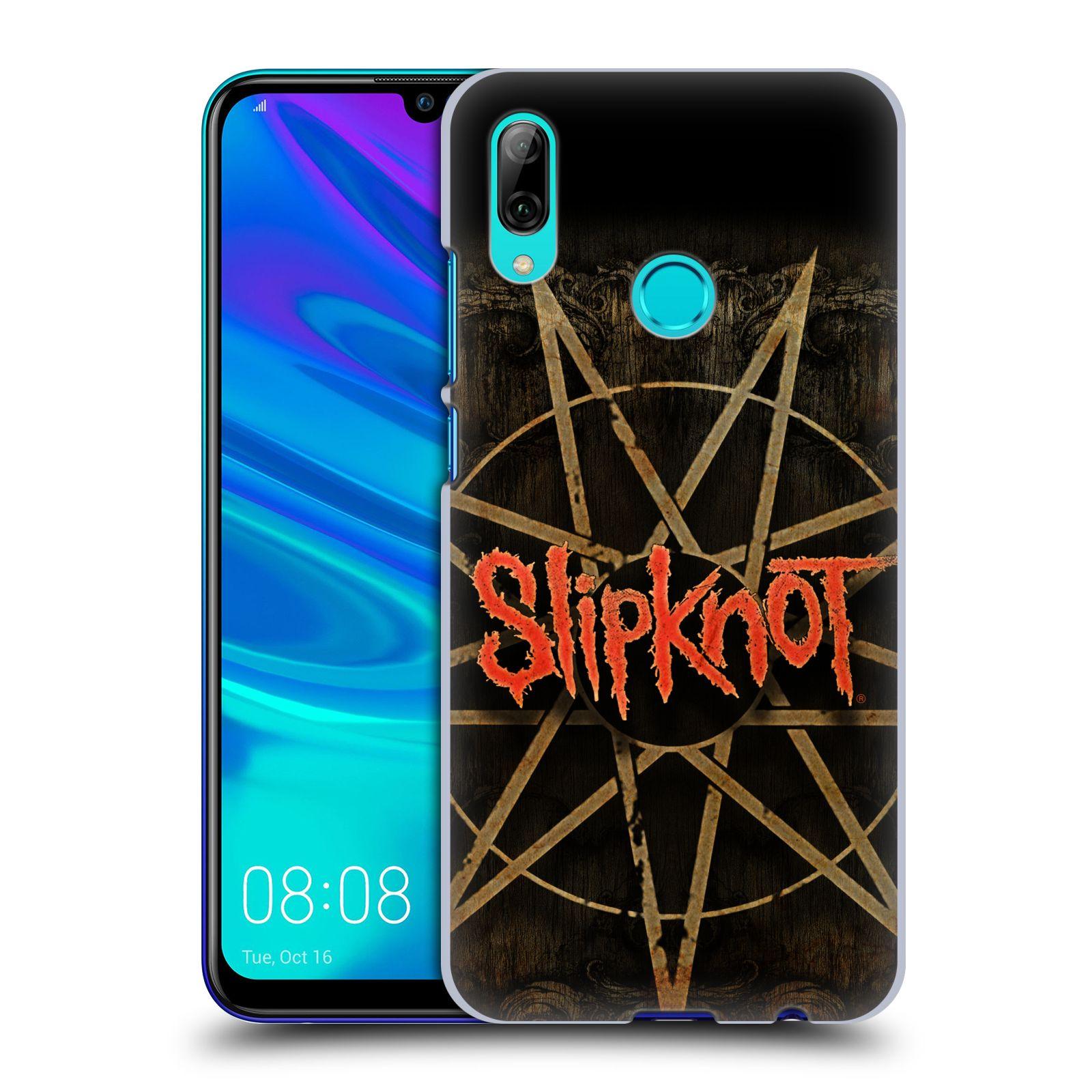 Plastové pouzdro na mobil Honor 10 Lite - Head Case - Slipknot - Znak