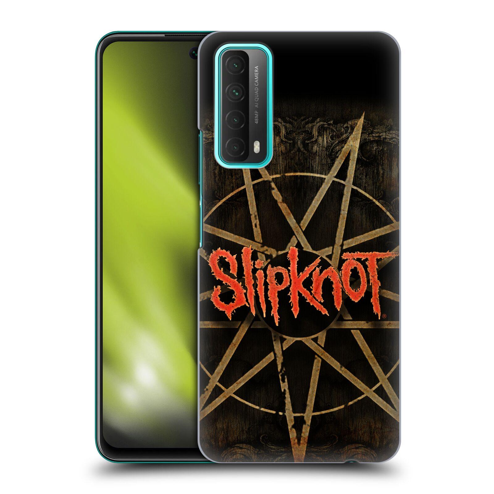 Plastové pouzdro na mobil Huawei P Smart (2021) - Head Case - Slipknot - Znak