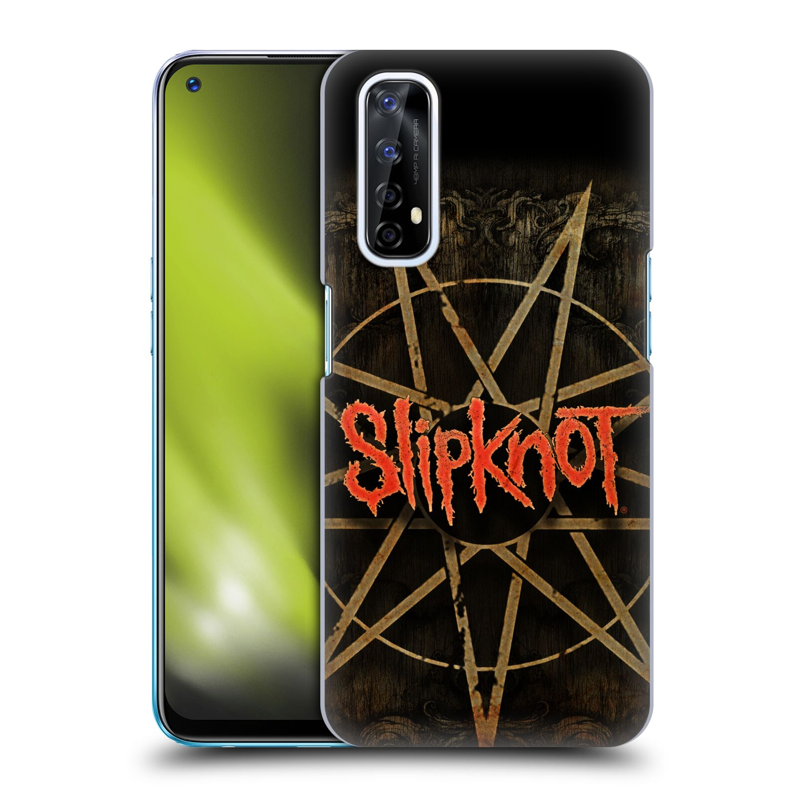 Plastové pouzdro na mobil Realme 7 - Head Case - Slipknot - Znak