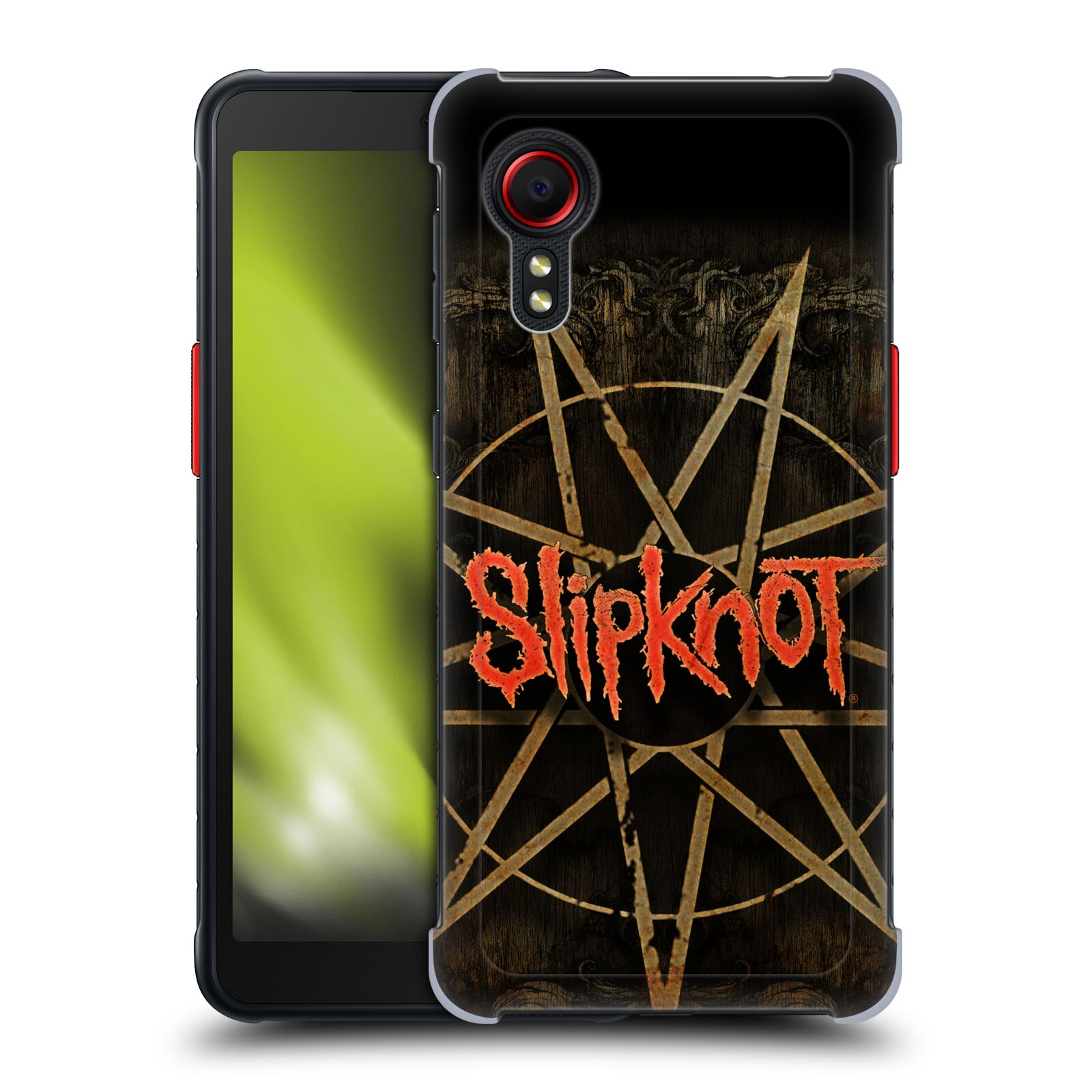Plastové pouzdro na mobil Samsung Galaxy Xcover 5 - Head Case - Slipknot - Znak
