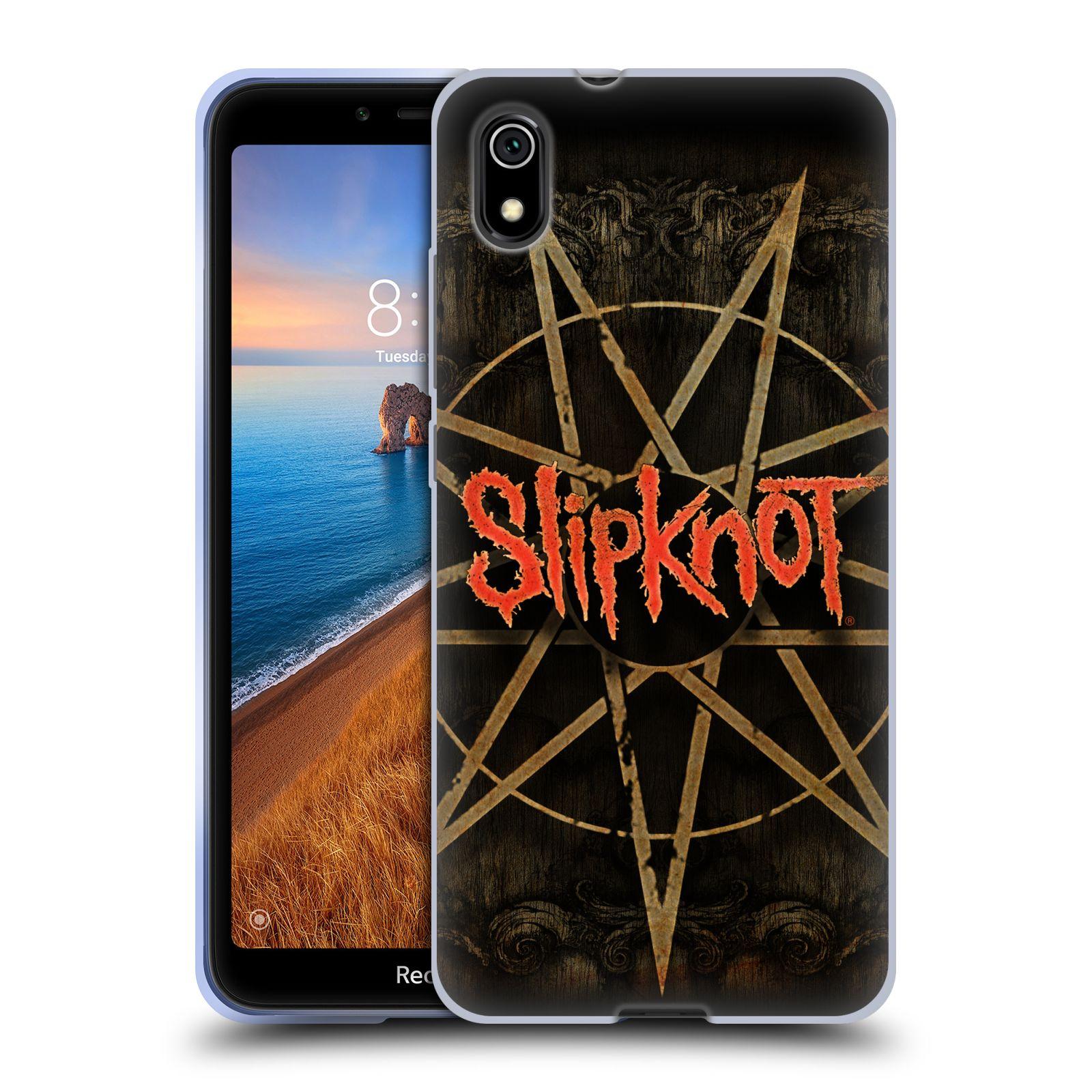 Silikonové pouzdro na mobil Redmi 7A - Head Case - Slipknot - Znak