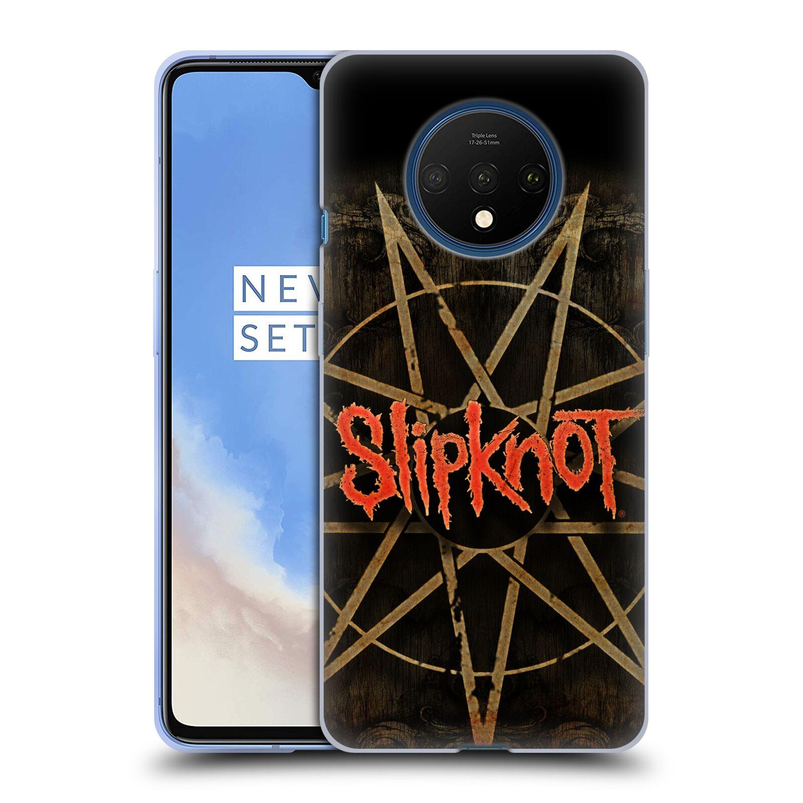 Silikonové pouzdro na mobil OnePlus 7T - Head Case - Slipknot - Znak