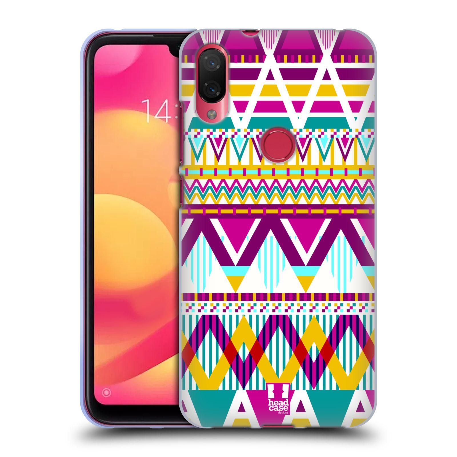 Silikonové pouzdro na mobil Xiaomi Mi Play - Head Case - AZTEC SUGARED
