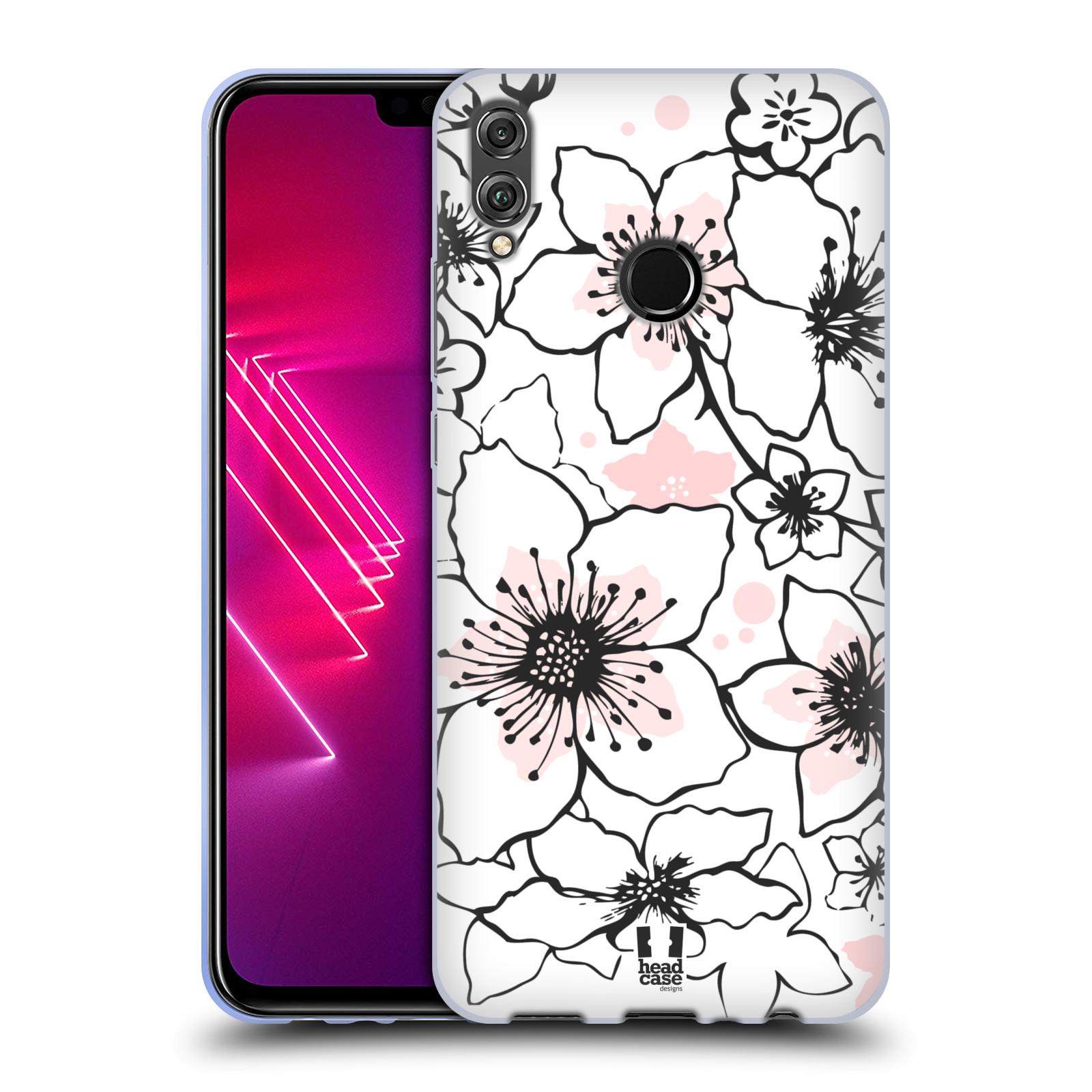Silikonové pouzdro na mobil Honor View 10 Lite - Head Case - BLOSSOMS SPRINGTIME