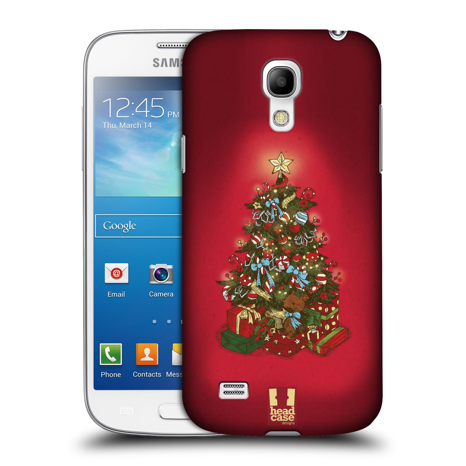 Plastové pouzdro na mobil Samsung Galaxy S4 Mini - Head Case - Stromeček