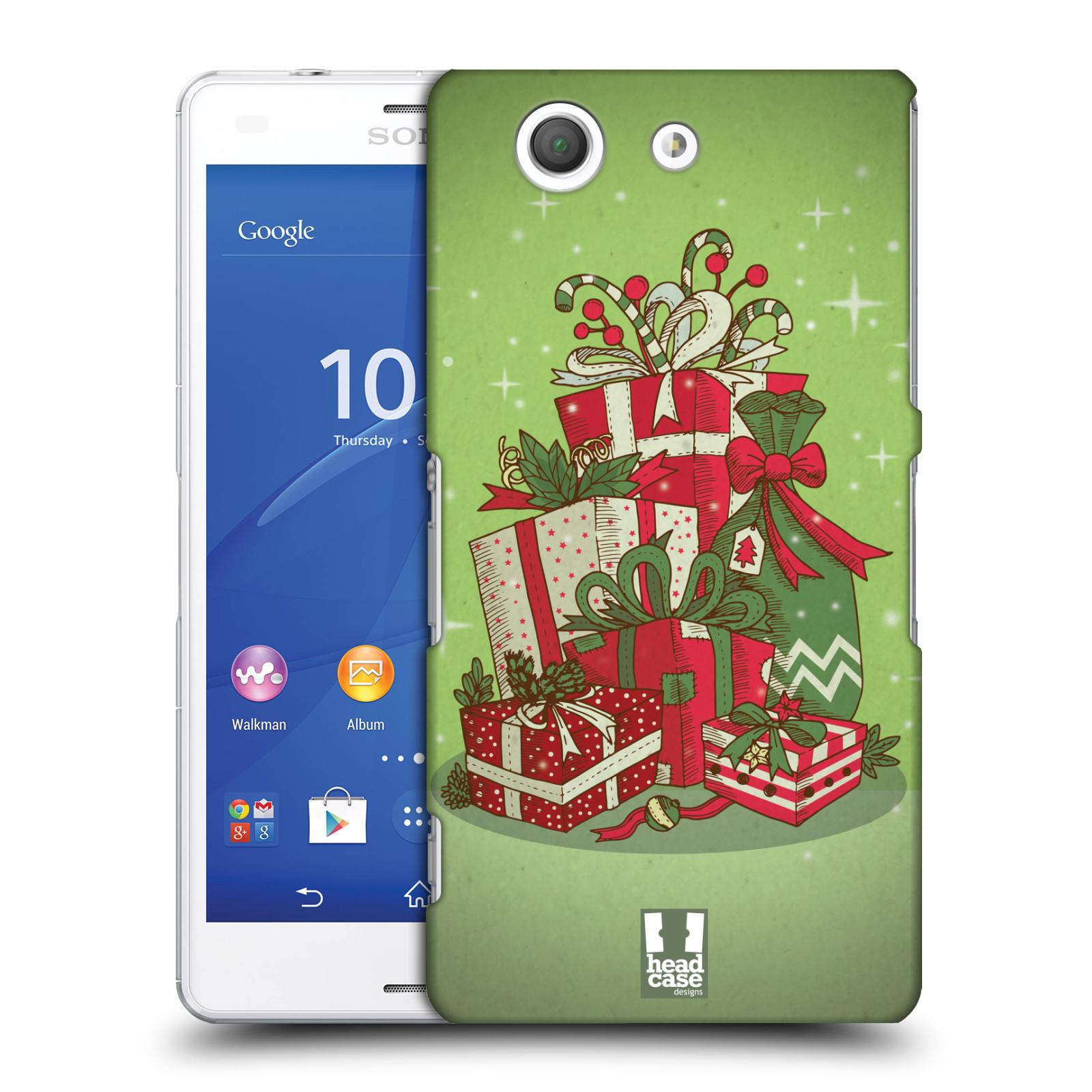 Plastové pouzdro na mobil Sony Xperia Z3 Compact D5803 - Head Case - Dárečky