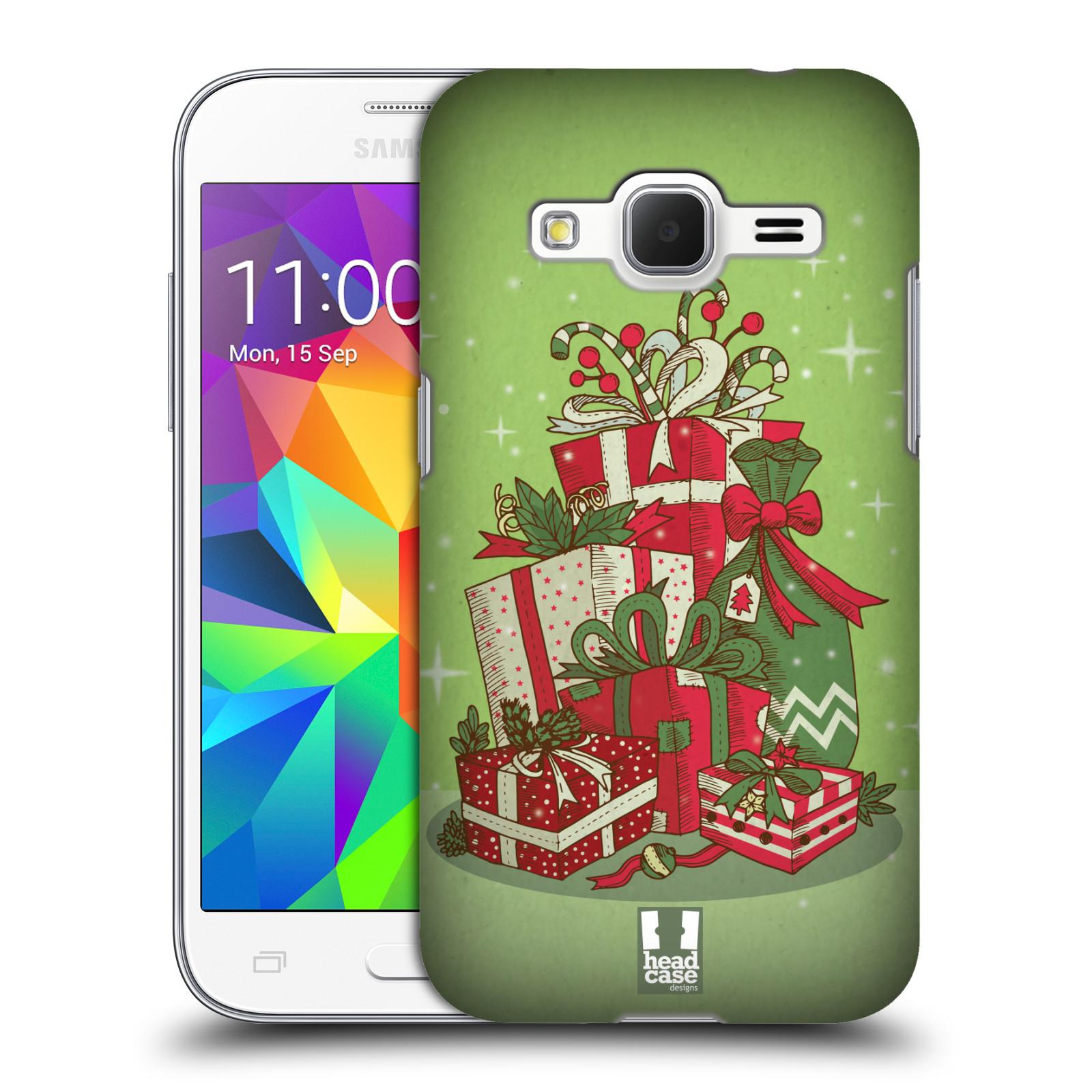 Plastové pouzdro na mobil Samsung Galaxy Core Prime LTE - Head Case - Dárečky