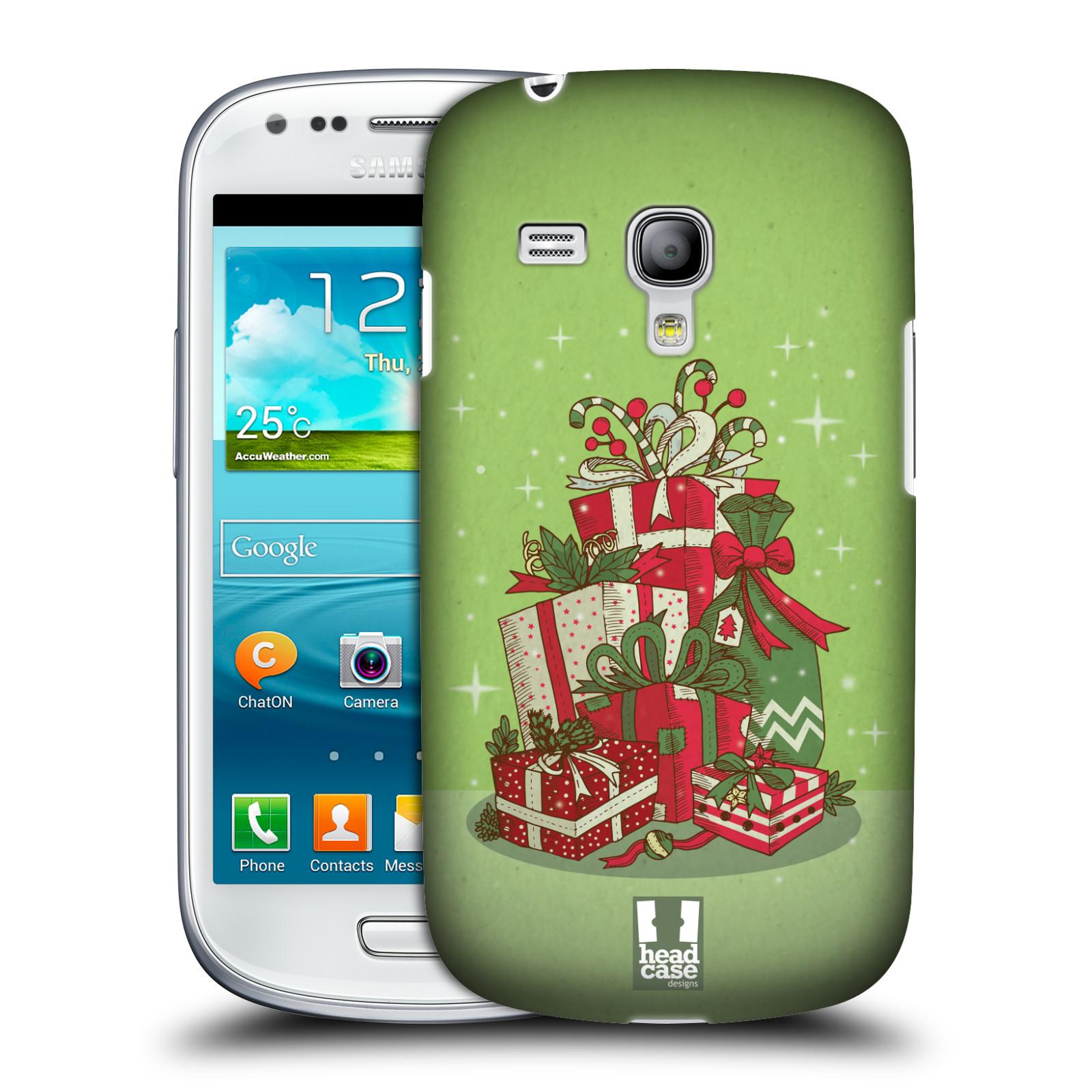 Plastové pouzdro na mobil Samsung Galaxy S III Mini - Head Case - Dárečky