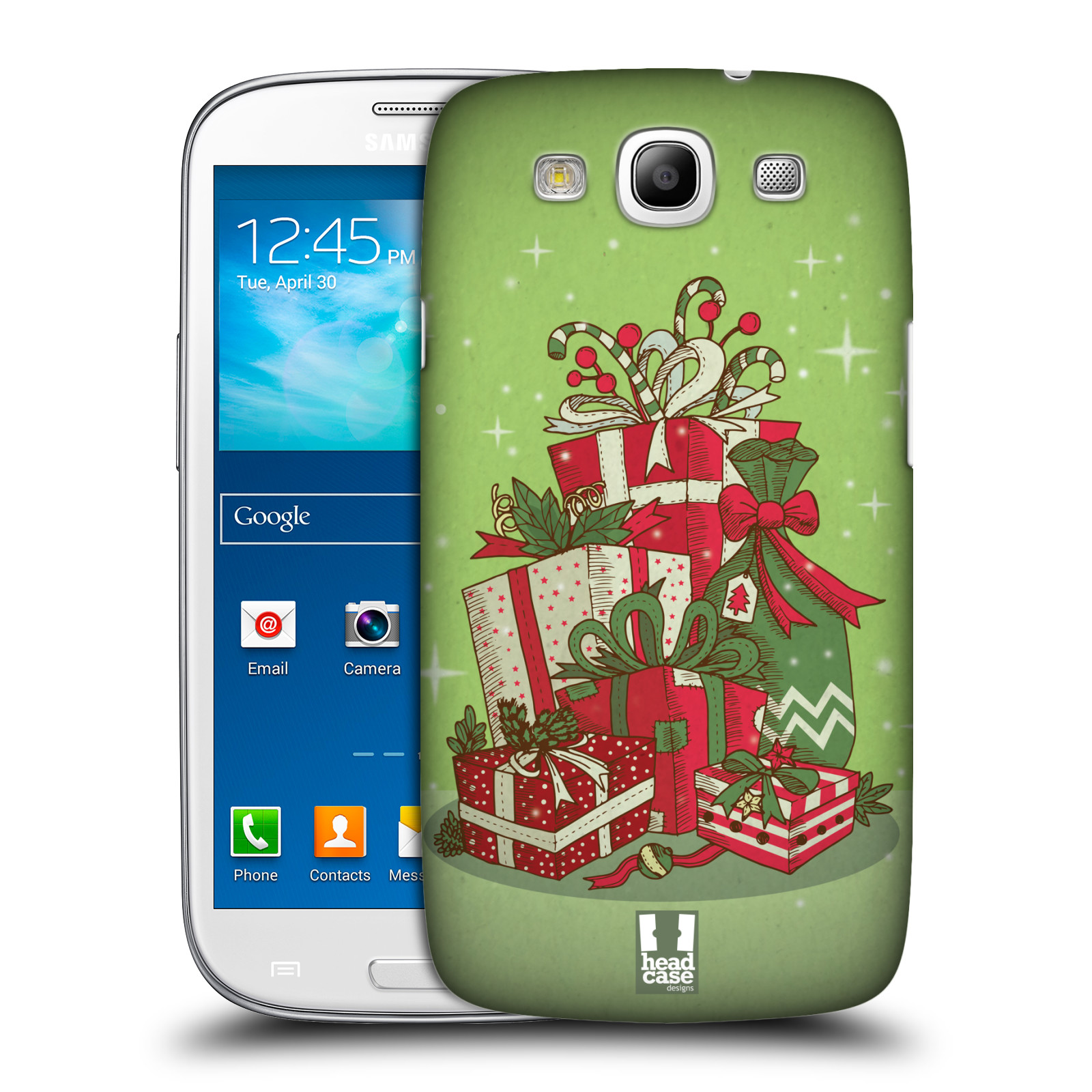 Plastové pouzdro na mobil Samsung Galaxy S III - Head Case - Dárečky