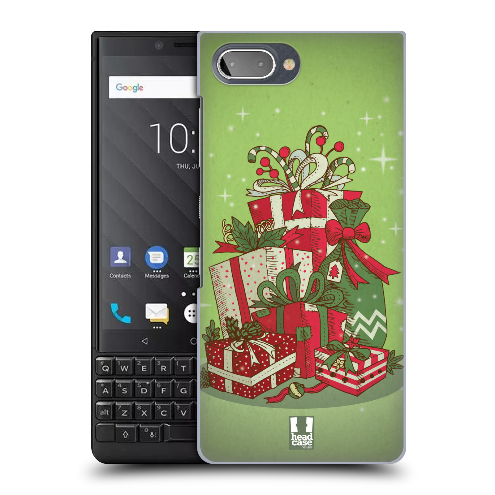 Plastové pouzdro na mobil Blackberry Key 2 - Head Case - Dárečky
