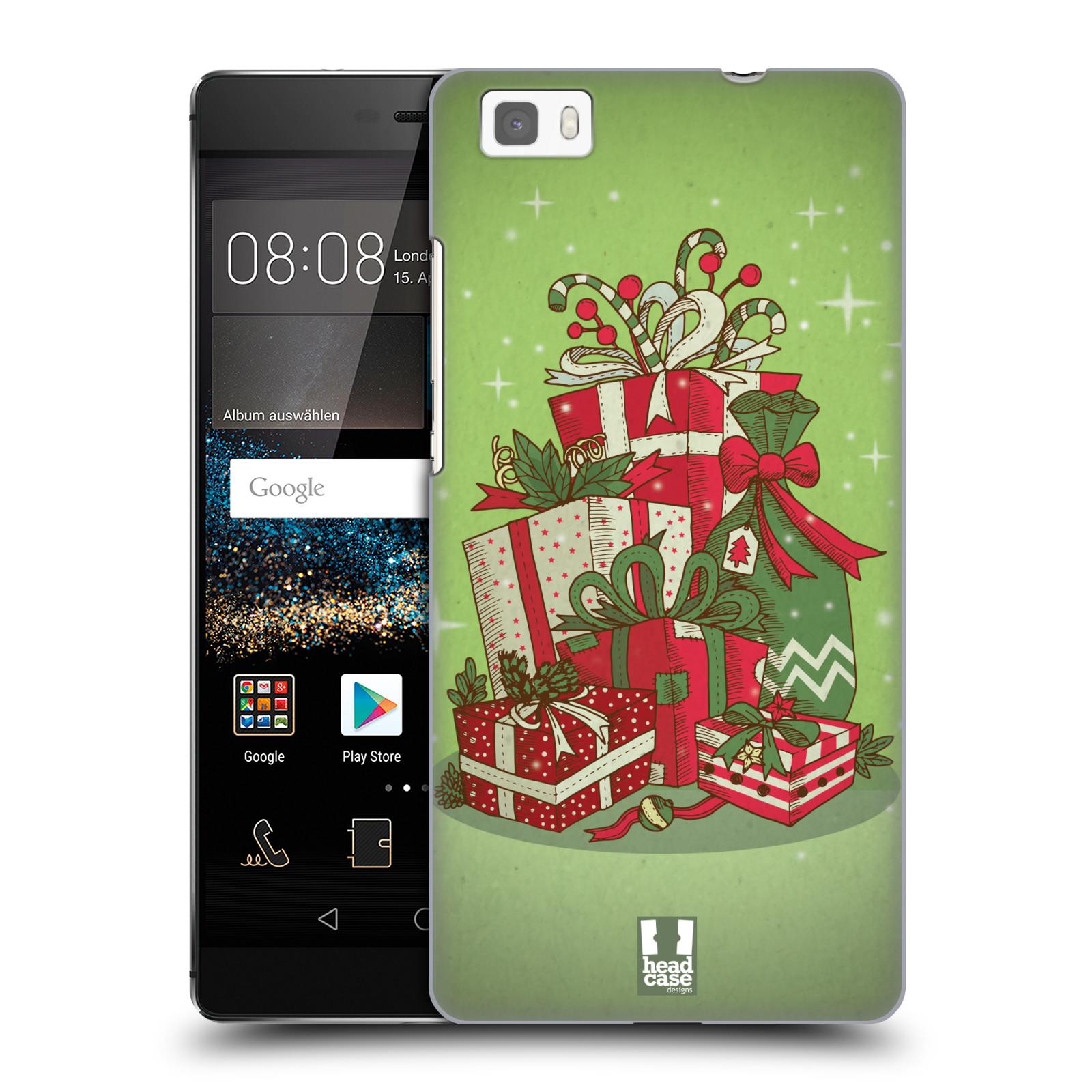 Plastové pouzdro na mobil Huawei P8 Lite - Head Case - Dárečky