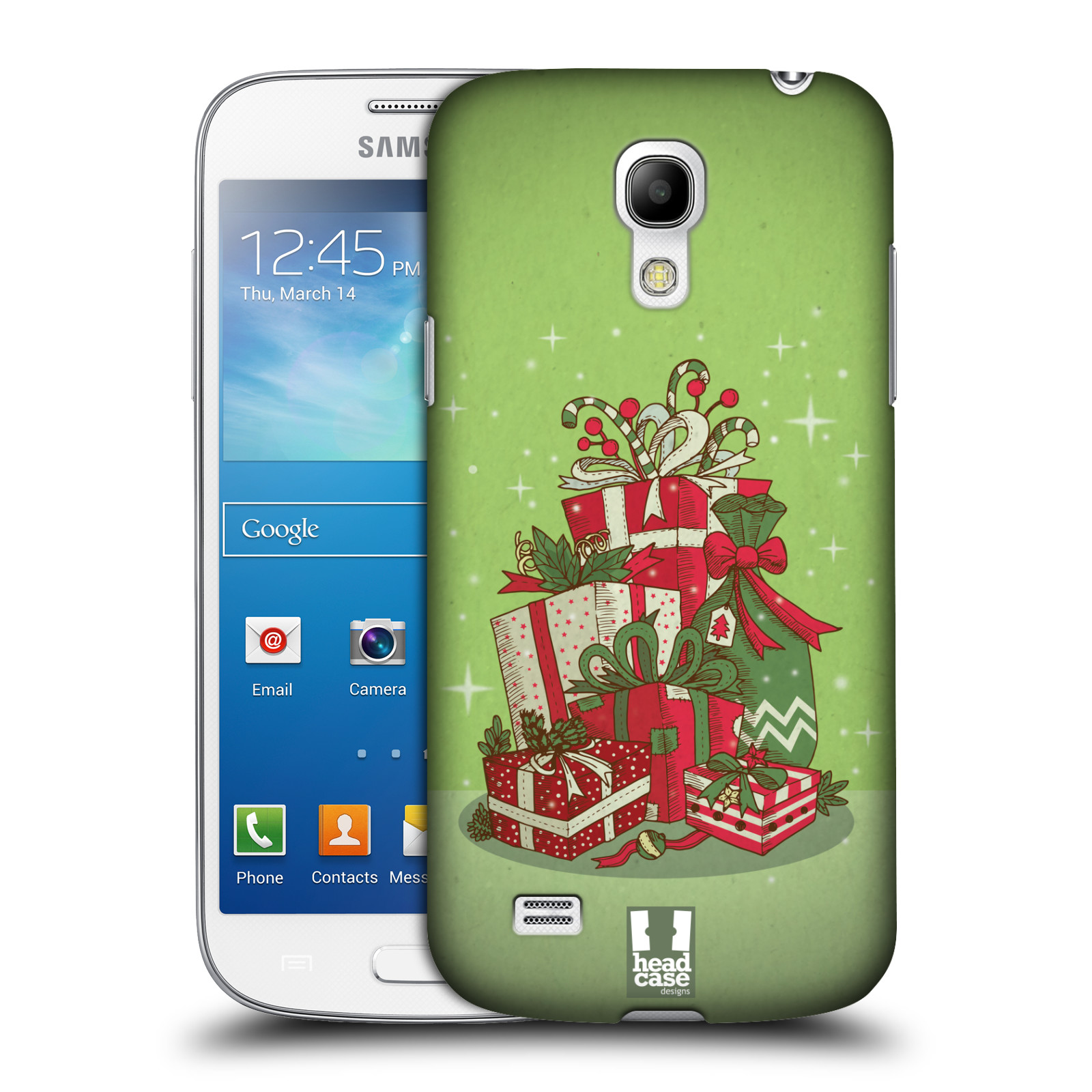 Plastové pouzdro na mobil Samsung Galaxy S4 Mini VE - Head Case - Dárečky